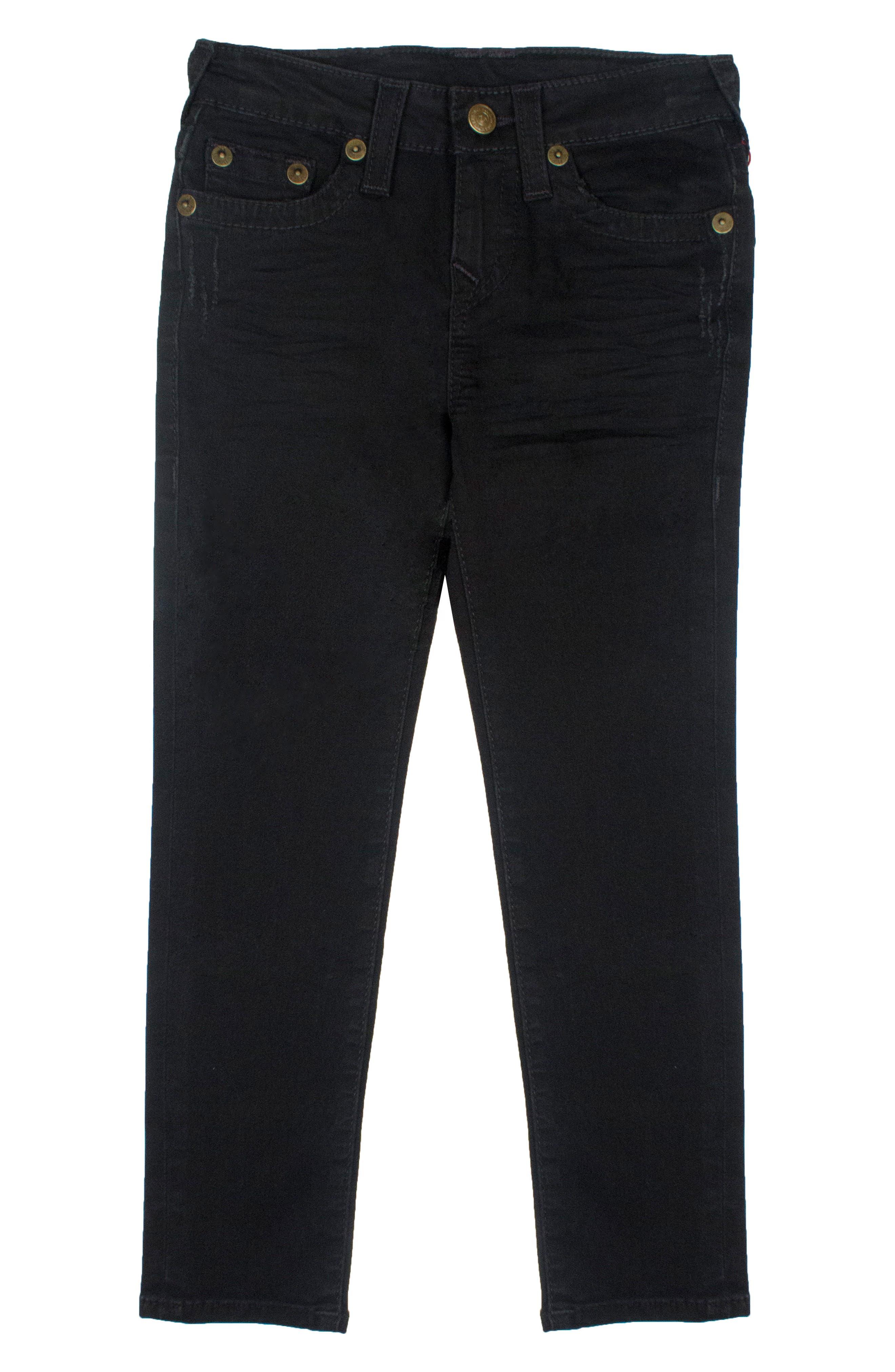 Alternate Image 1 Selected - True Religion Brand Jeans Geno Single End Jeans (Toddler Boys & Little Boys)