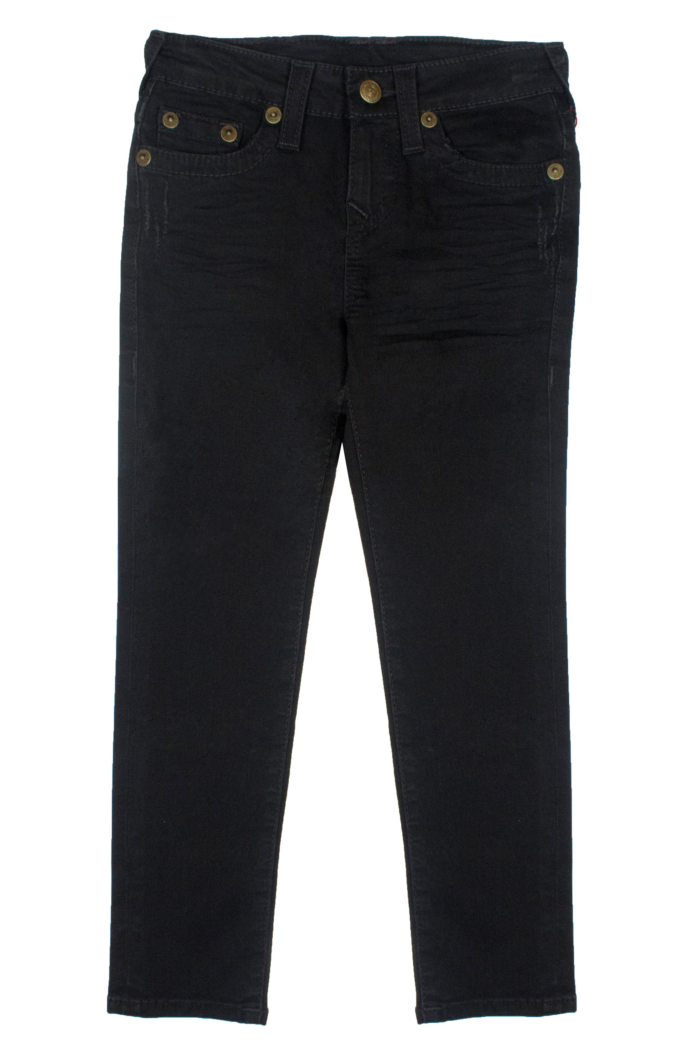 True Religion Brand Jeans Geno Single End Jeans (Toddler Boys & Little Boys)