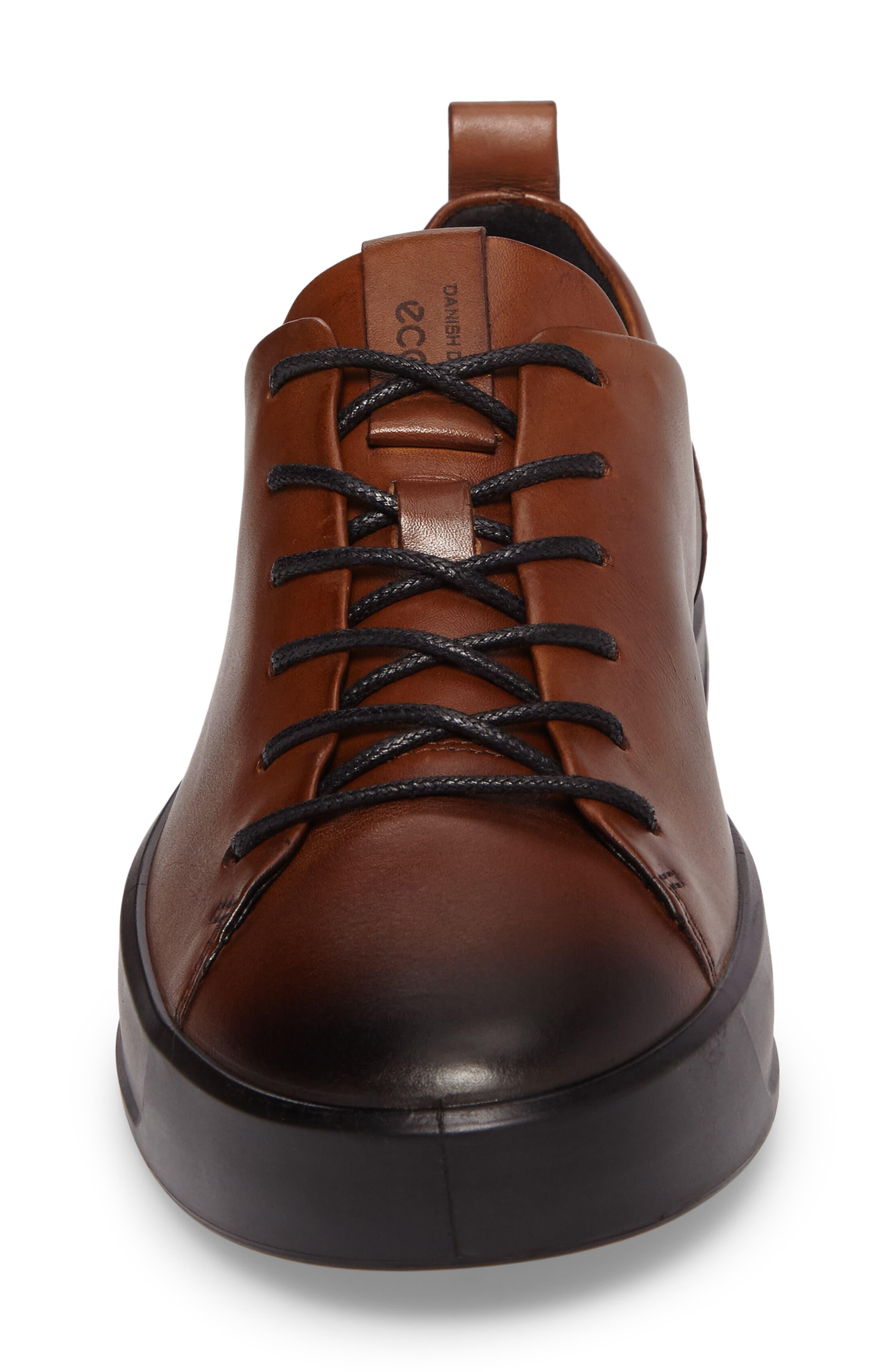 Alternate Image 4  - ECCO Soft 8 Street Sneaker (Men)