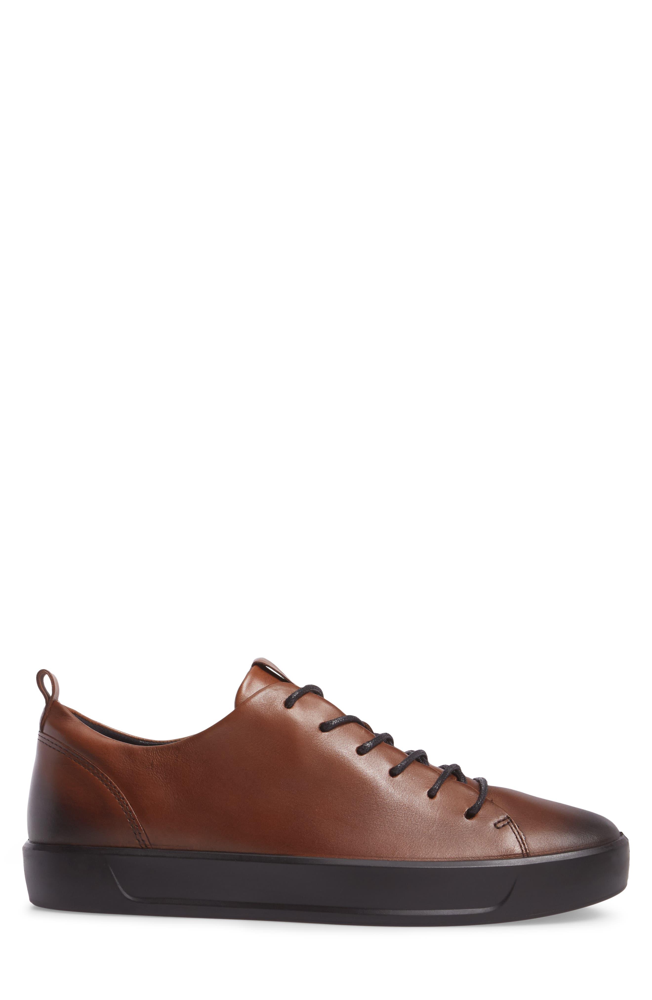 Alternate Image 3  - ECCO Soft 8 Street Sneaker (Men)