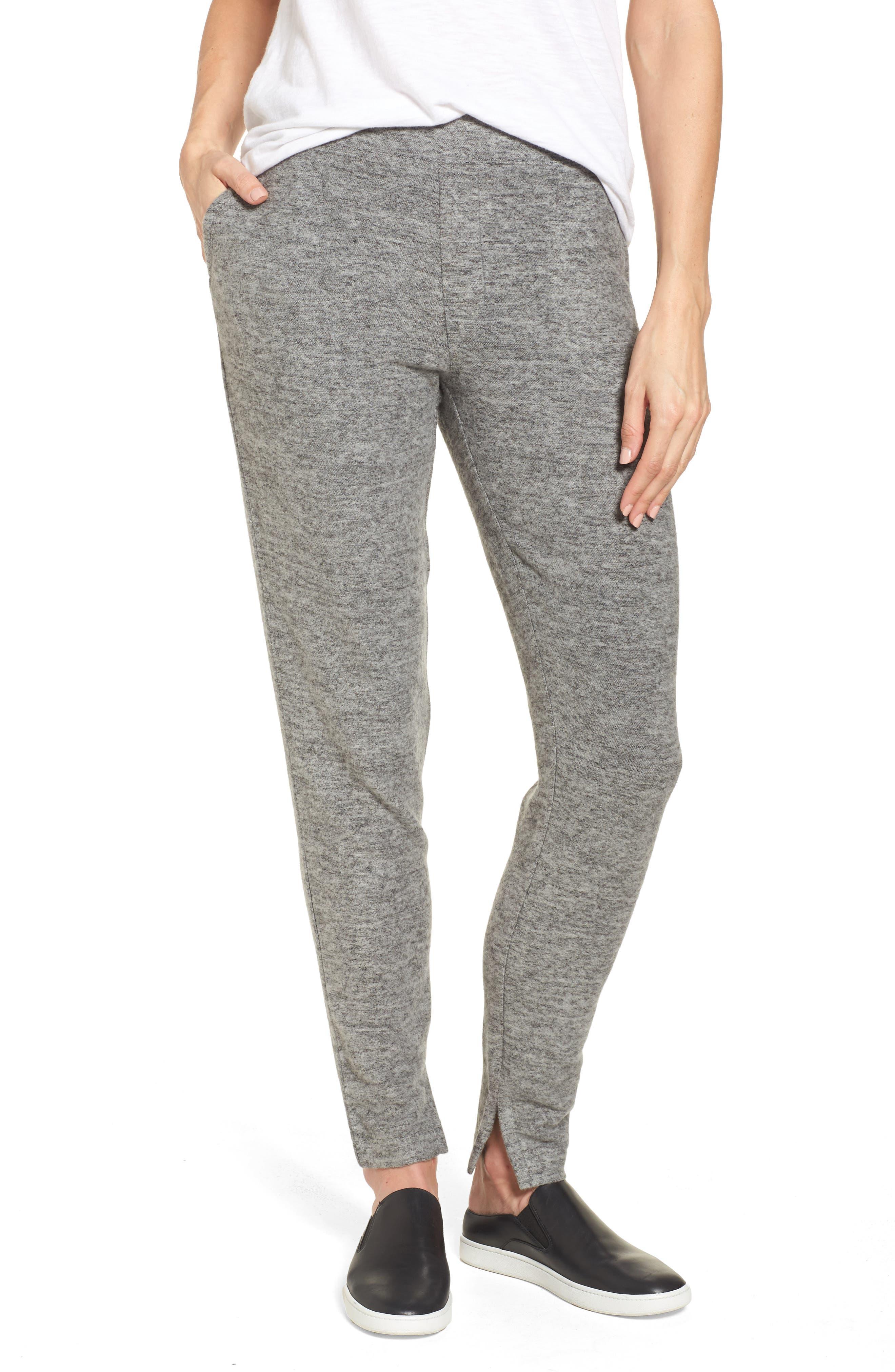Mountain Air Pants,                         Main,                         color, Heather Grey