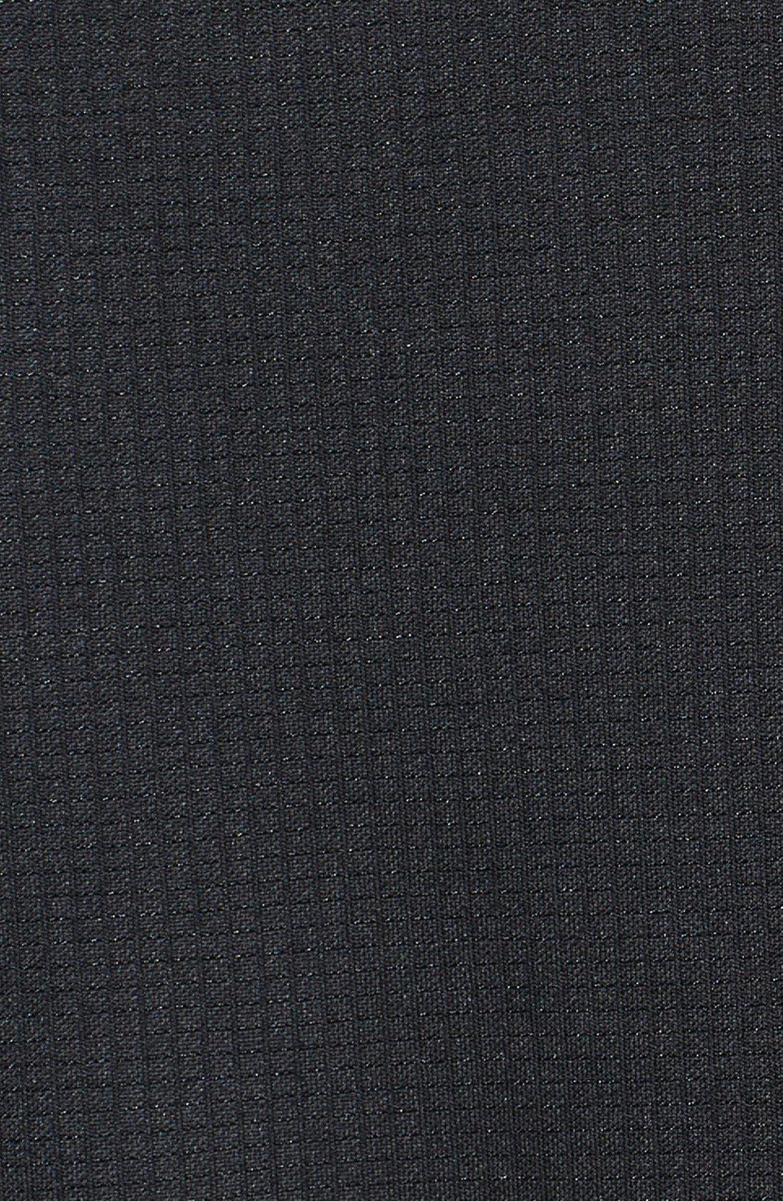 'New Orleans Saints - Genre' DryTec Moisture Wicking Polo,                             Alternate thumbnail 3, color,                             Black