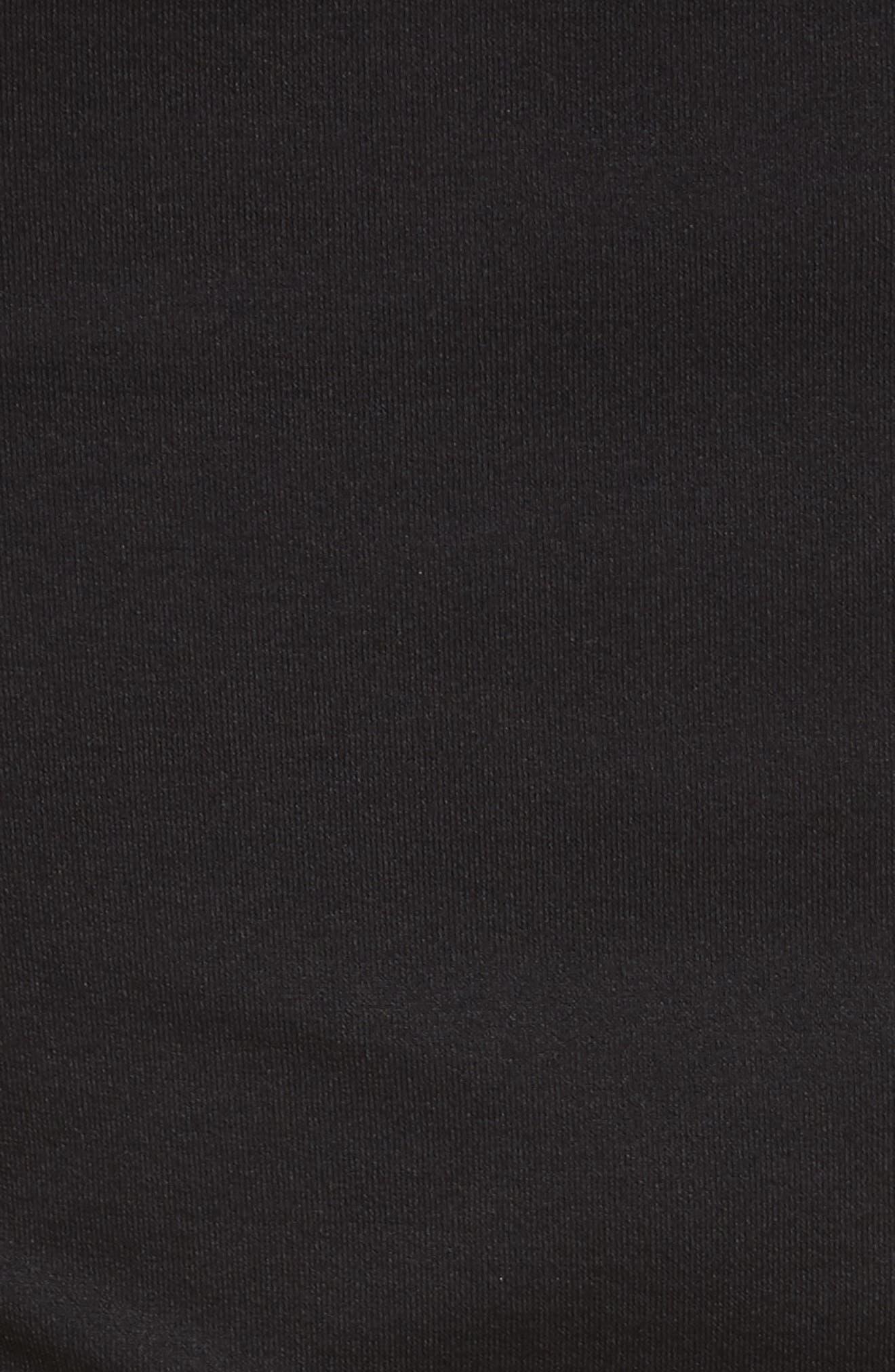 Alternate Image 5  - Helmut Lang Seamless Off the Shoulder Top