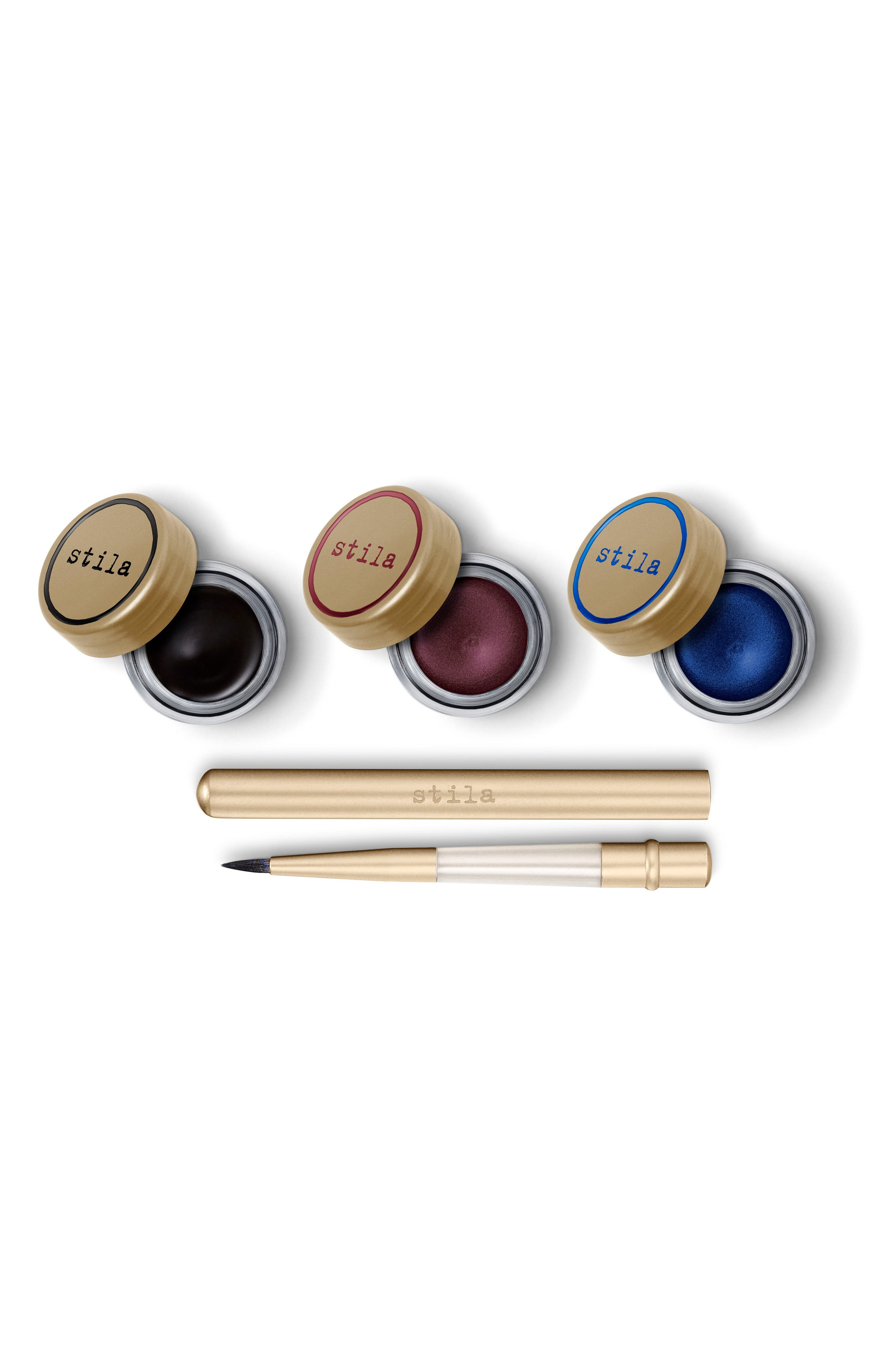 Alternate Image 3  - stila the chosen ones smudge pot eyeliner set