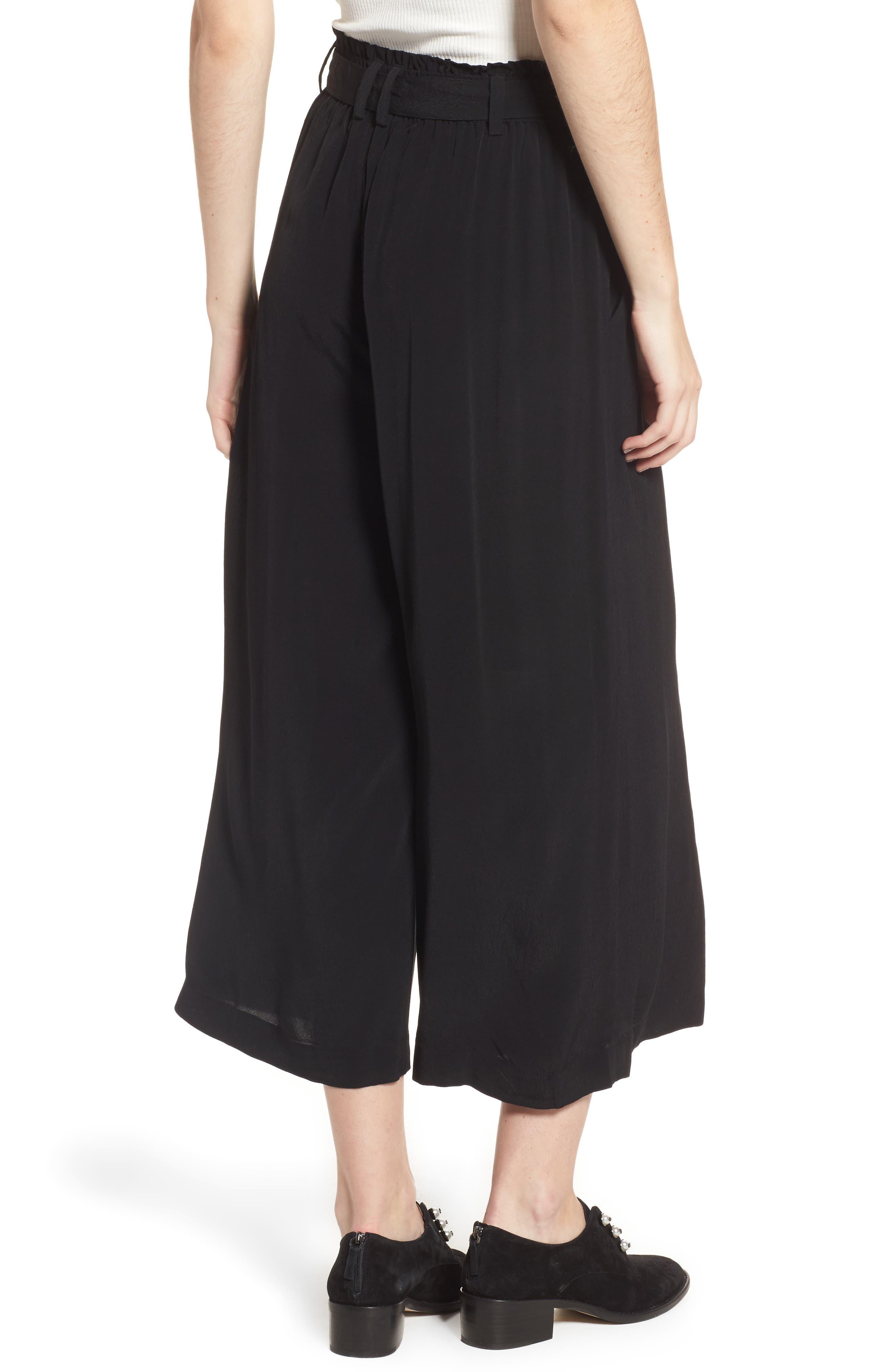 Alternate Image 2  - BP. Tie Waist Crop Pants