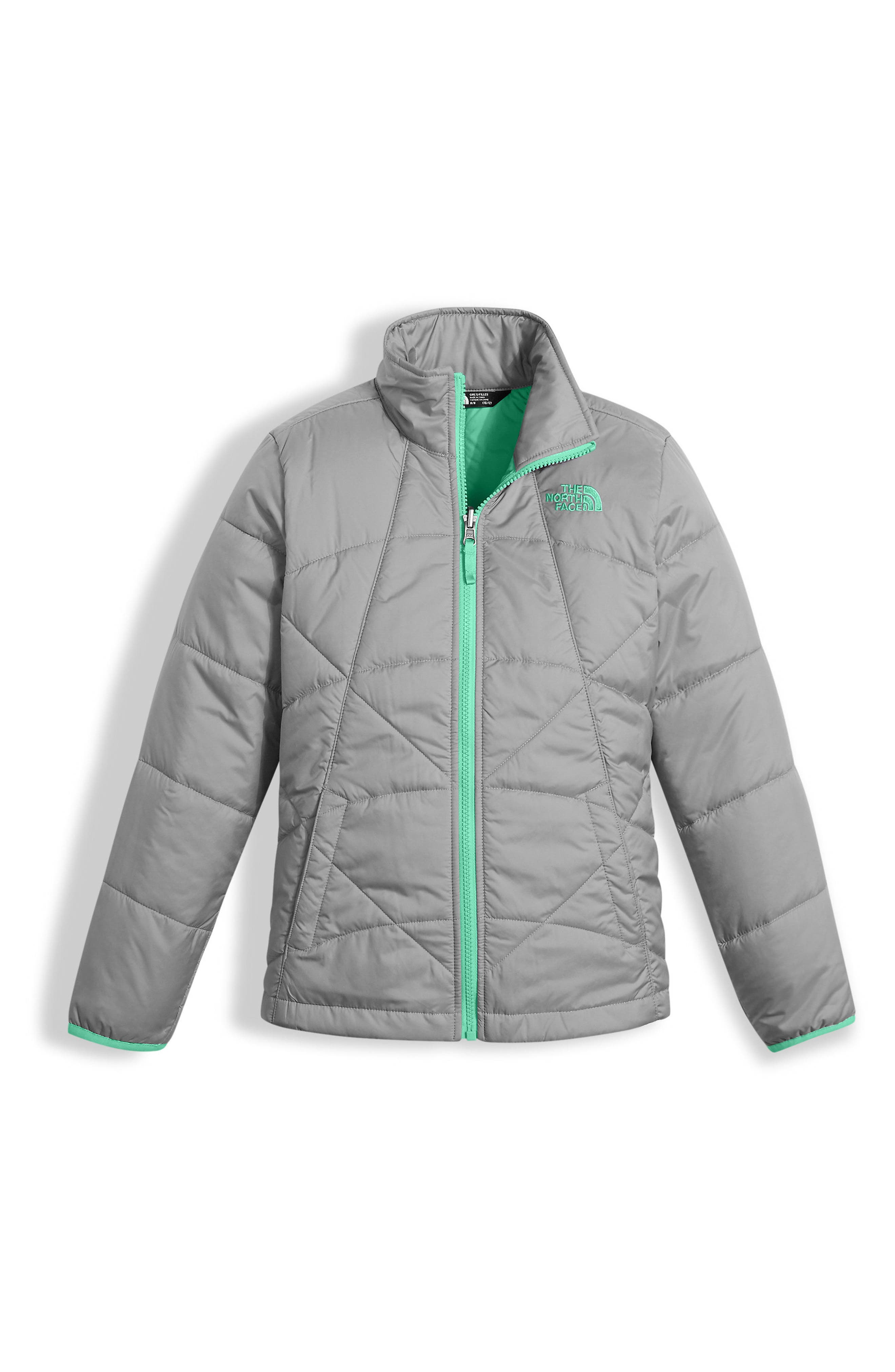 Alternate Image 4  - The North Face East Ridge Triclimate® Waterproof 3-in-1 Jacket (Little Girls & Big Girls)