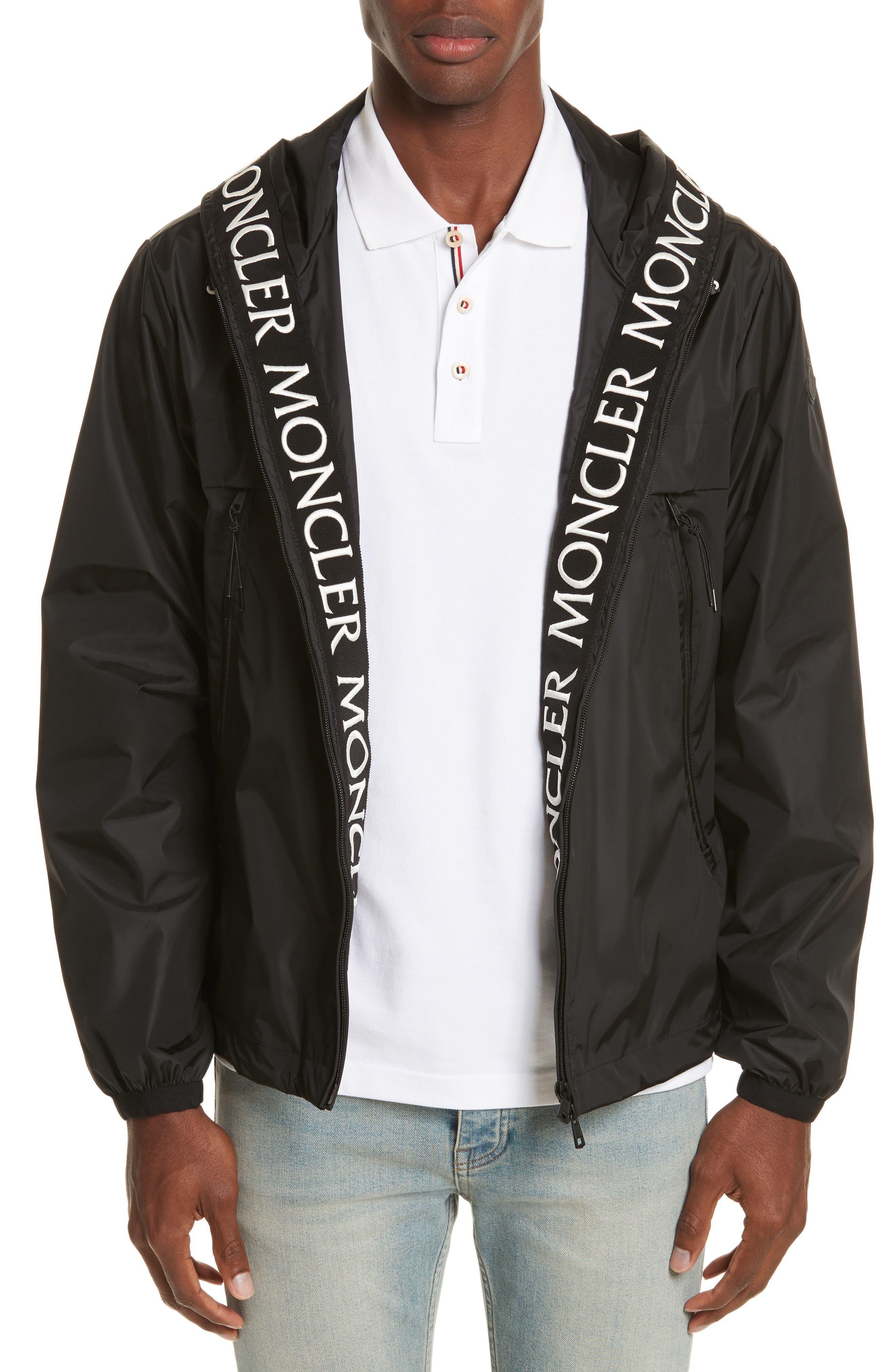 Massereau Zip Jacket,                         Main,                         color, Black
