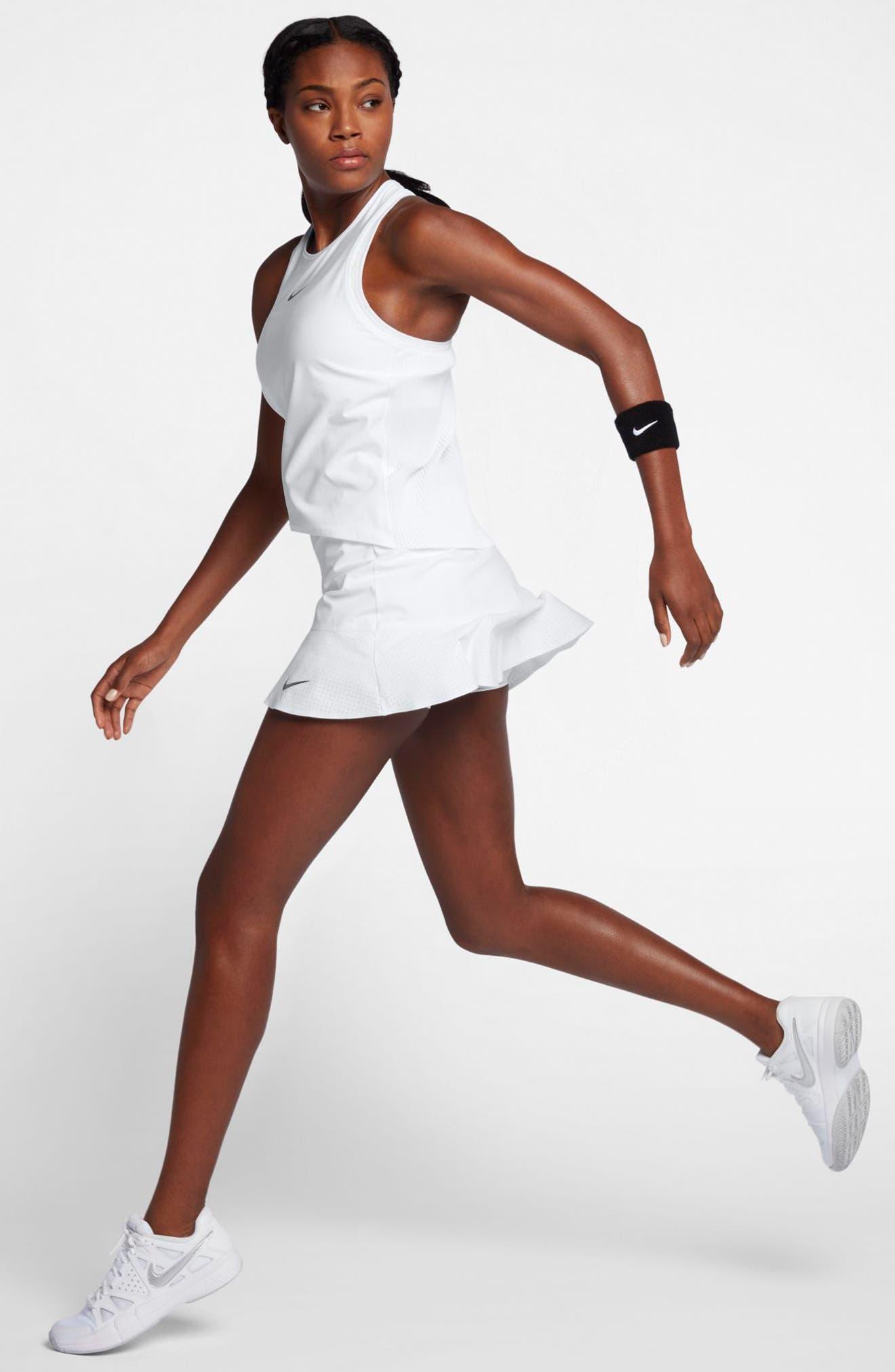 Alternate Image 3  - Nike NikeCourt Breathe Maria Women's Tank