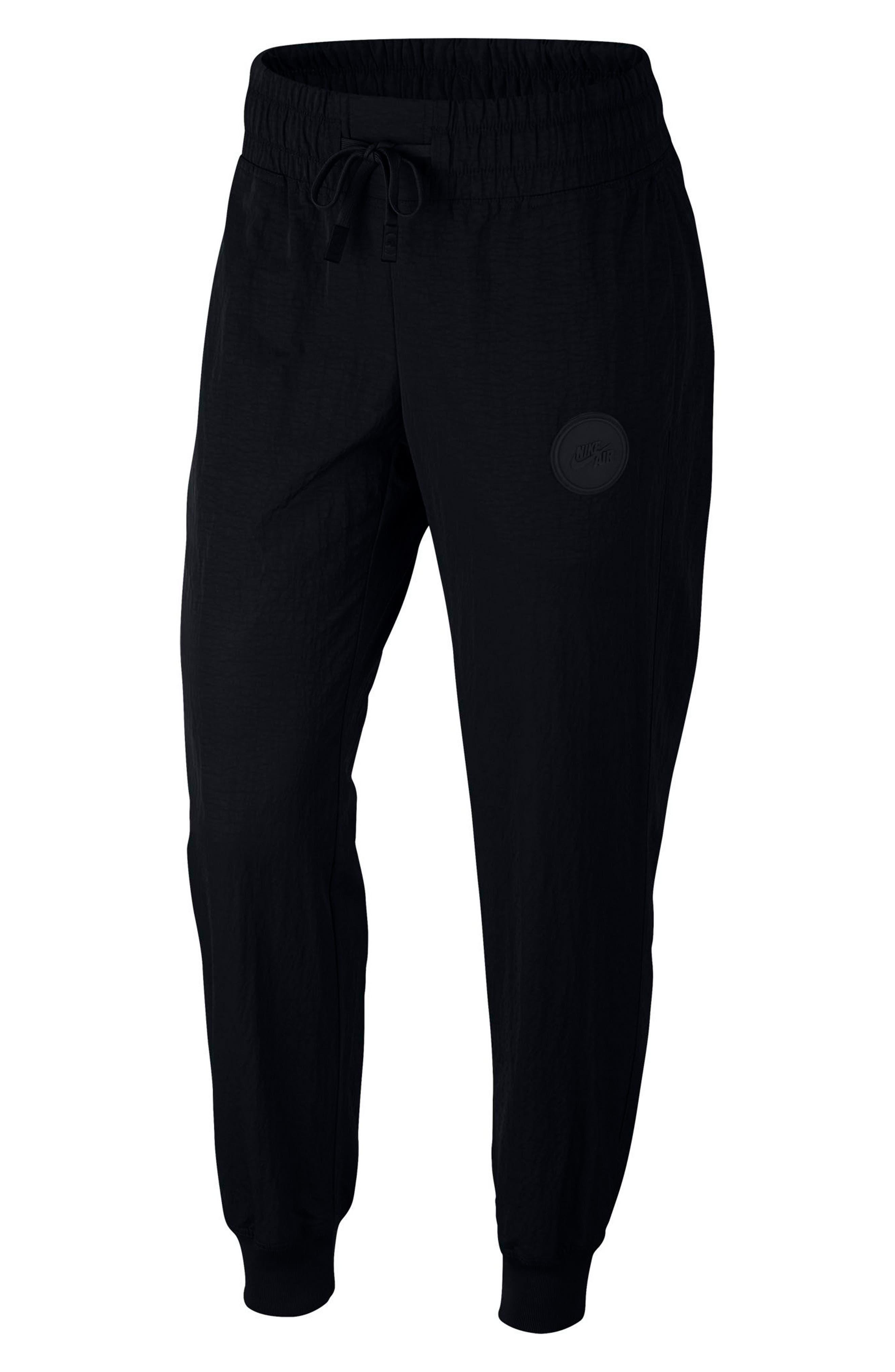 Alternate Image 5  - Nike Air Drawstring Sweatpants