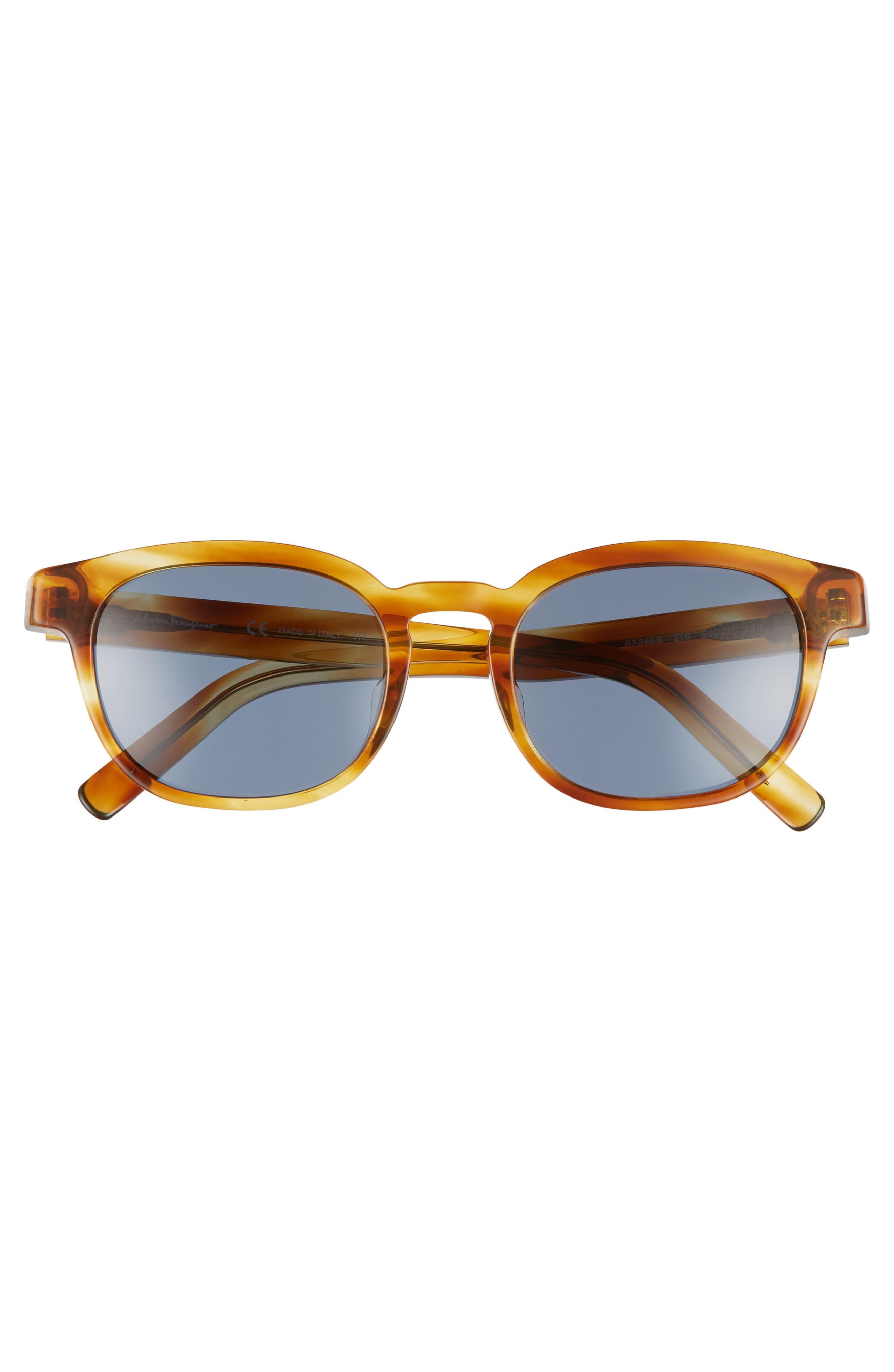 Alternate Image 2  - Salvatore Ferragamo 866S 50mm Sunglasses