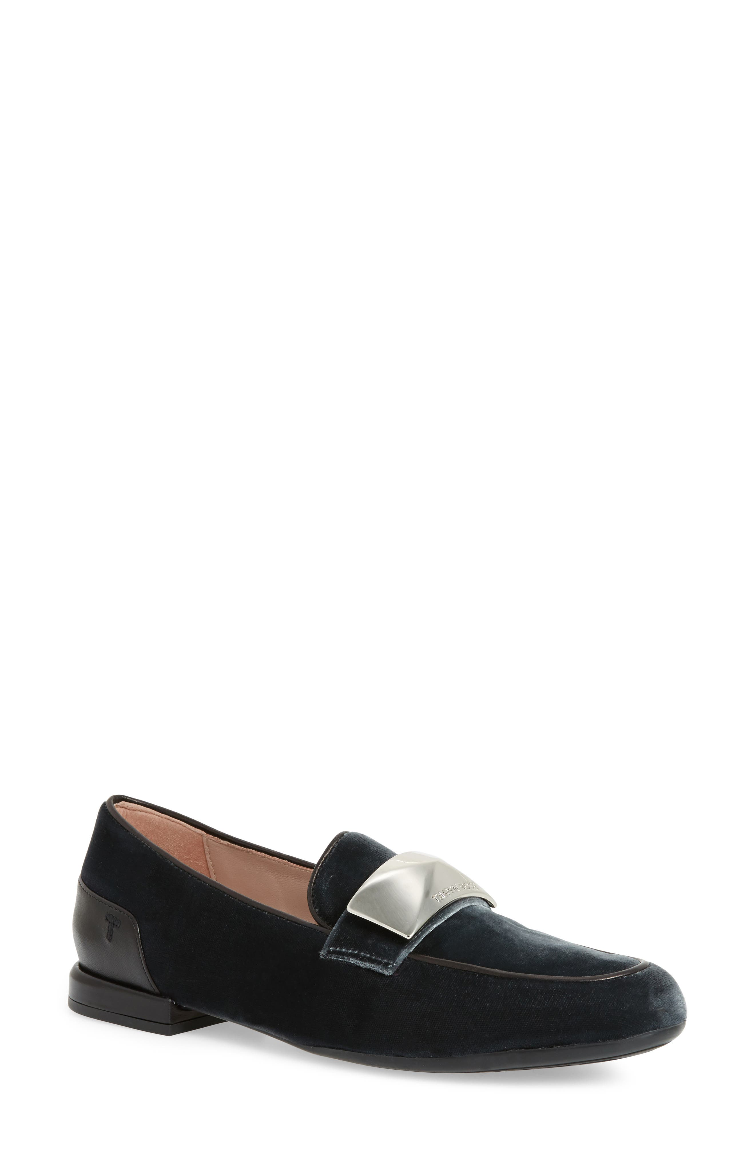 Taryn Rose Elena Loafer (Women)