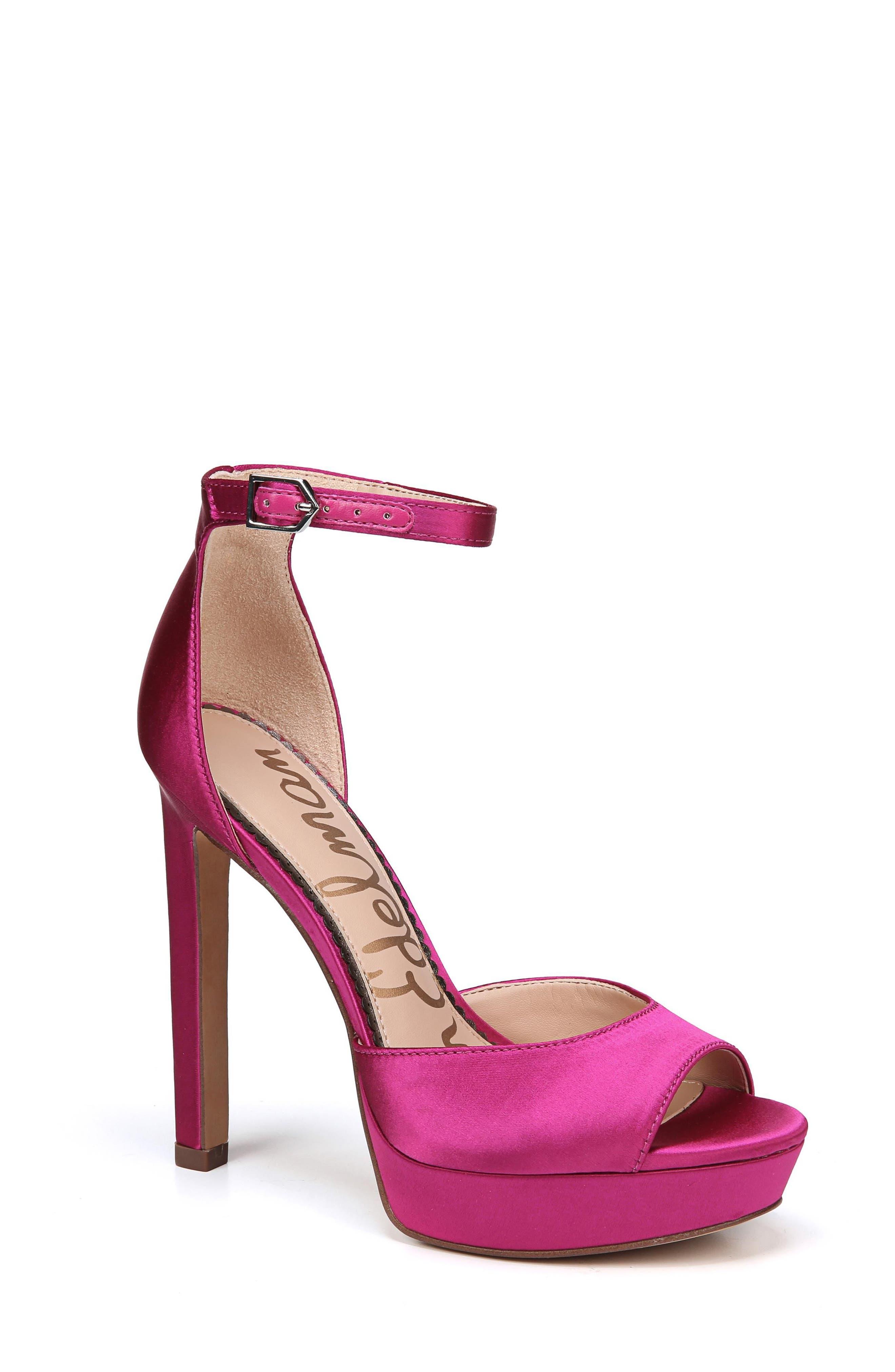 Alternate Image 1 Selected - Sam Edelman Wallace Platform Sandal (Women)