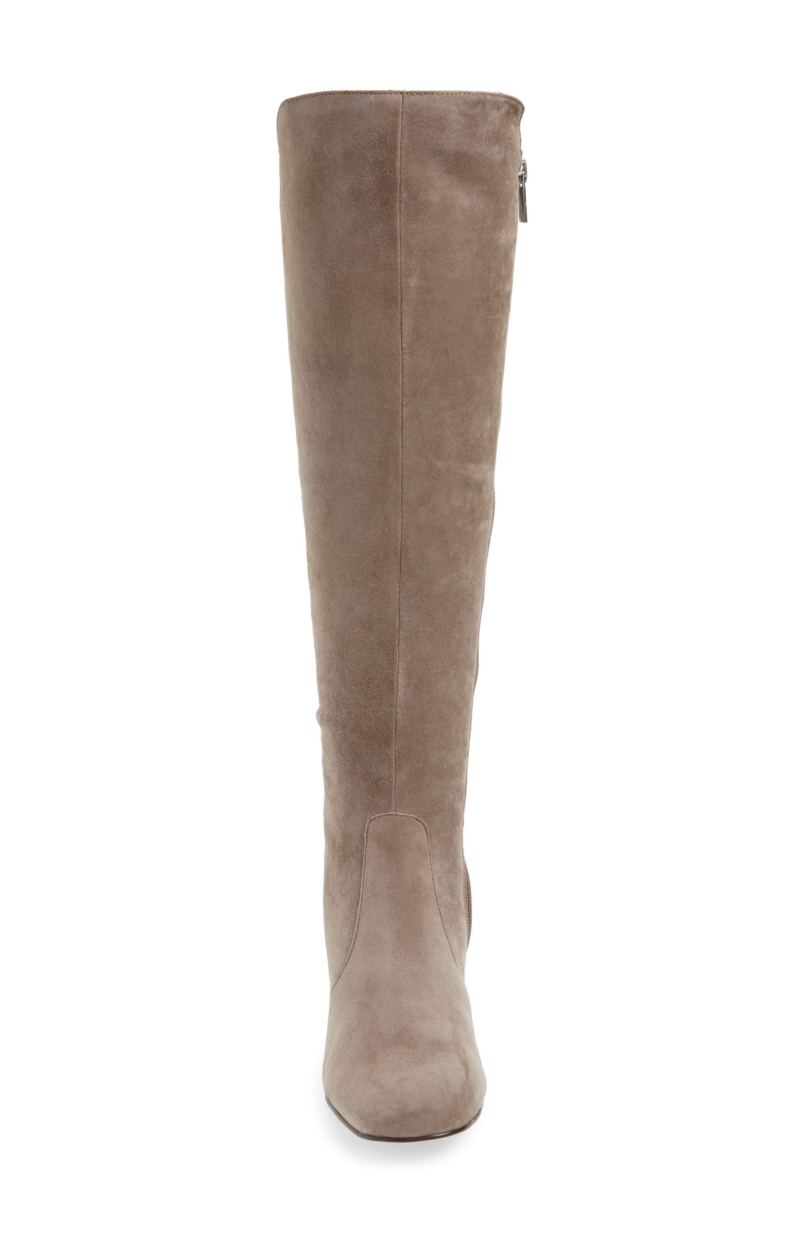 Alternate Image 4  - Marc Fisher LTD Tawnna Knee High Boot (Women)