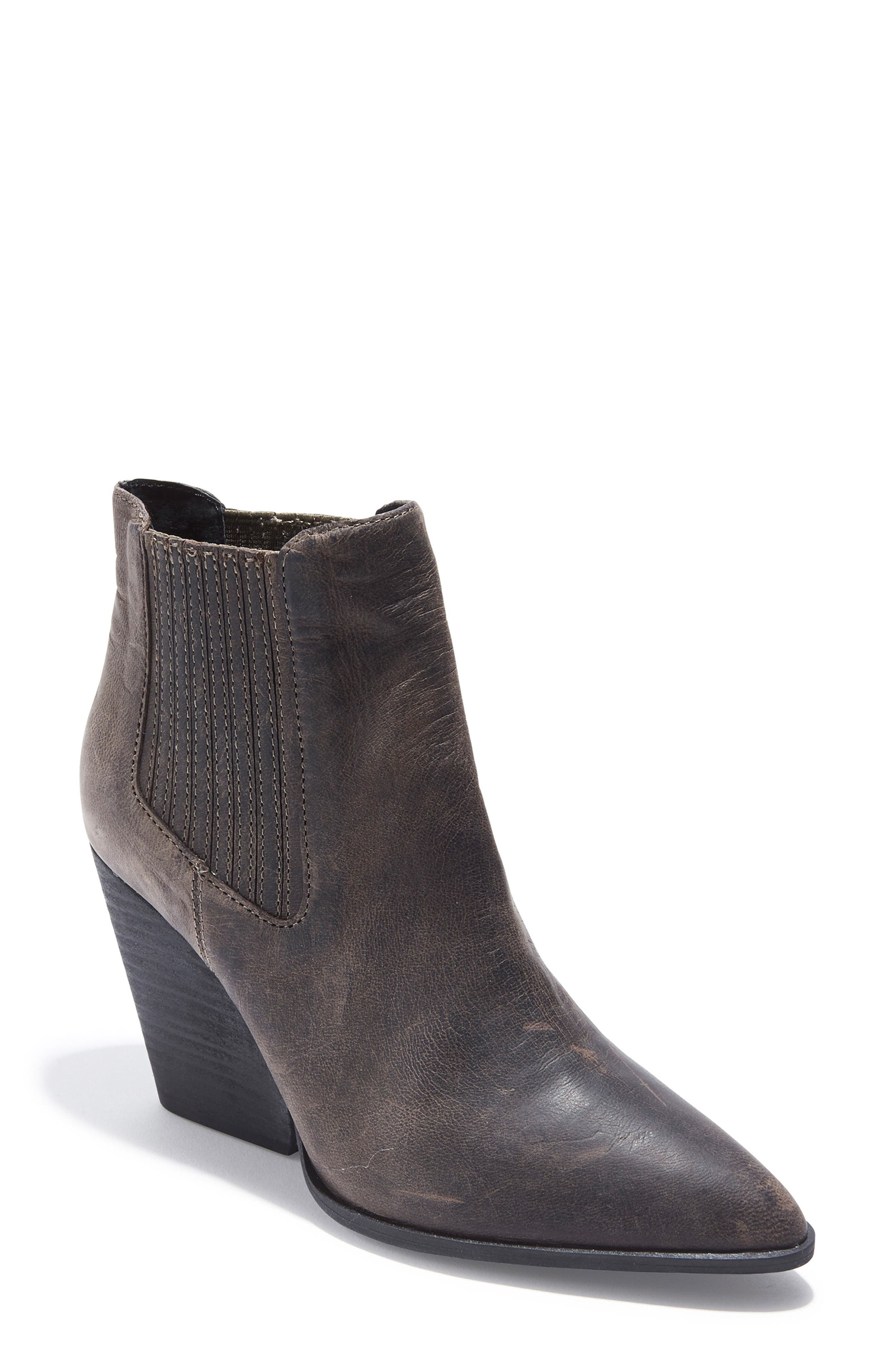 Adam Tucker Mason Wedge Bootie (Women)