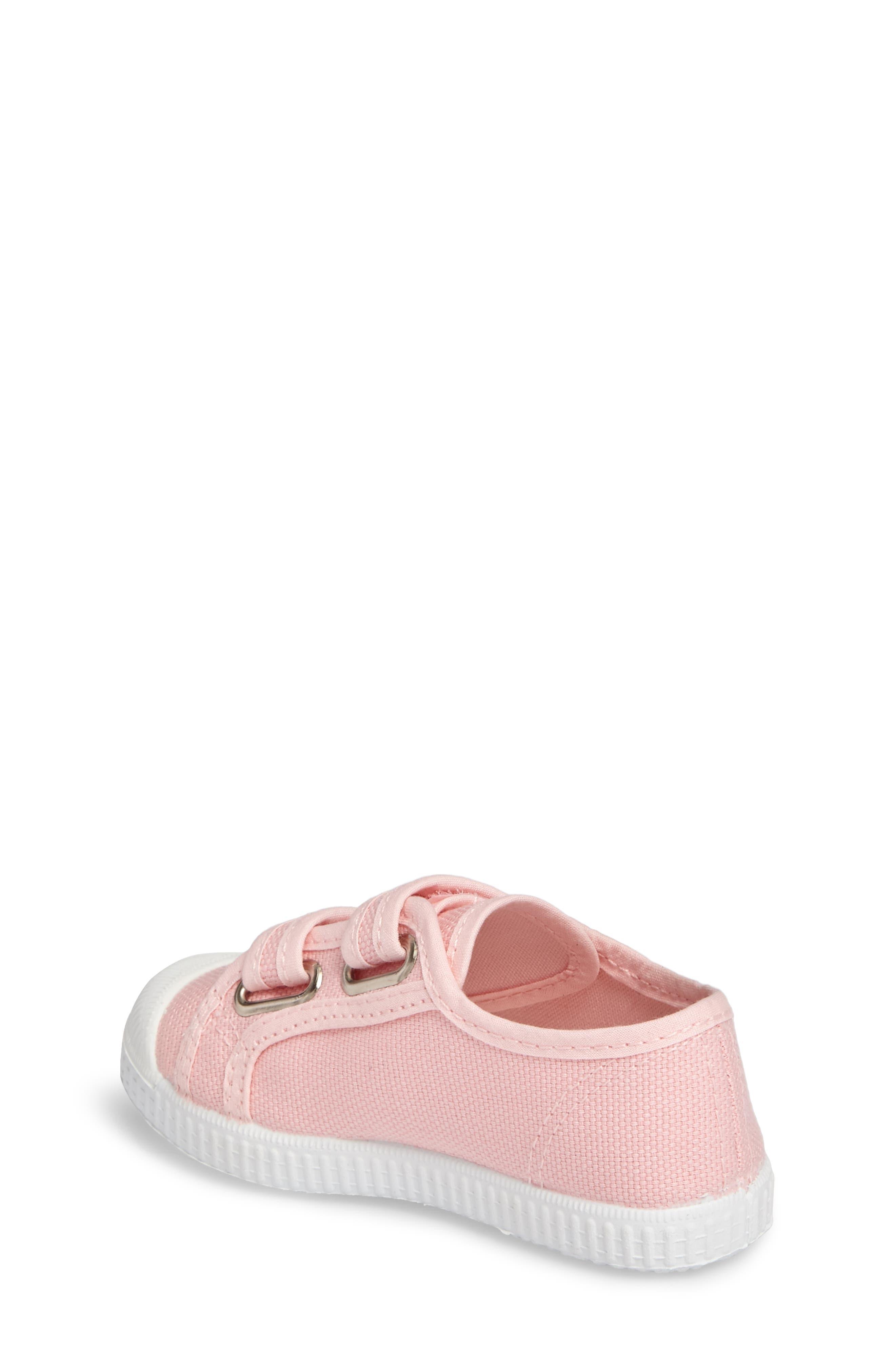 Alternate Image 2  - Cienta Canvas Sneaker (Walker & Toddler)