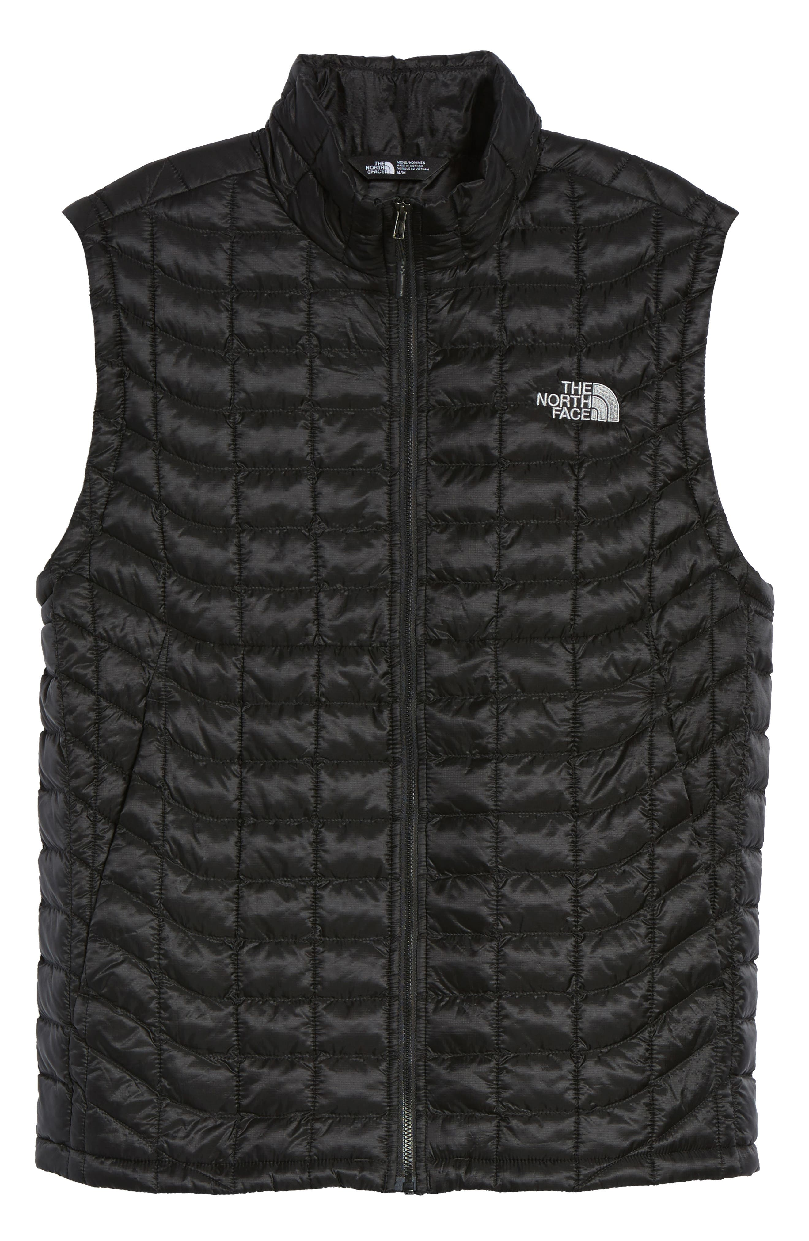 'ThermoBall<sup>™</sup>' Packable PrimaLoft<sup>®</sup> Vest,                             Alternate thumbnail 6, color,                             Black