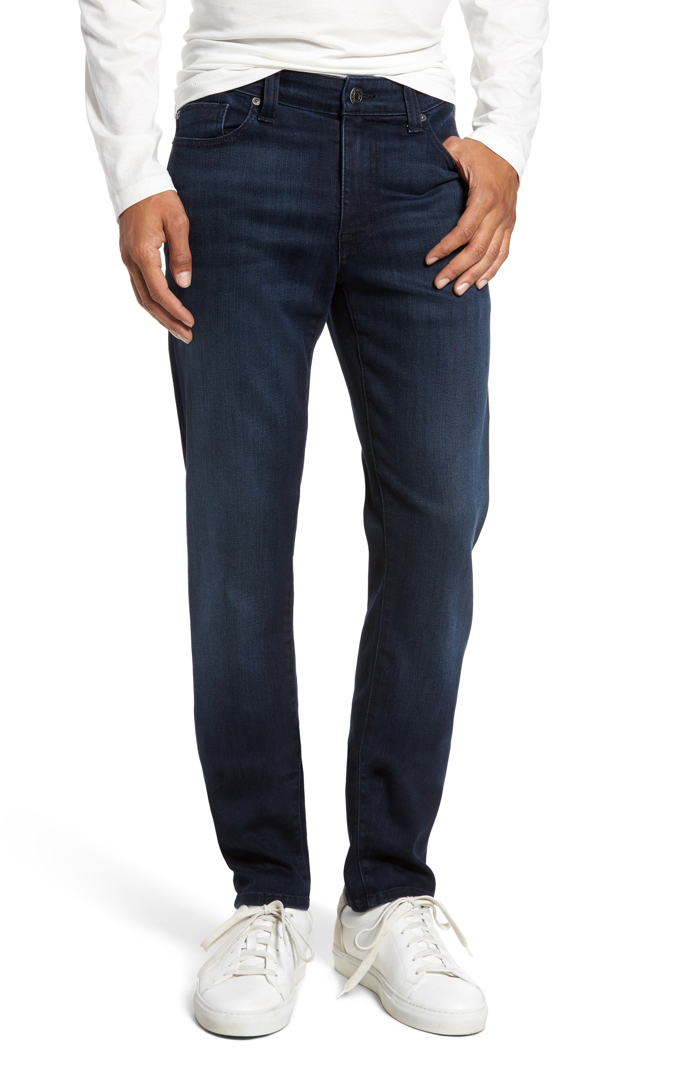 Fidelity Denim Torino Slim Fit Jeans (Fade to Blue)