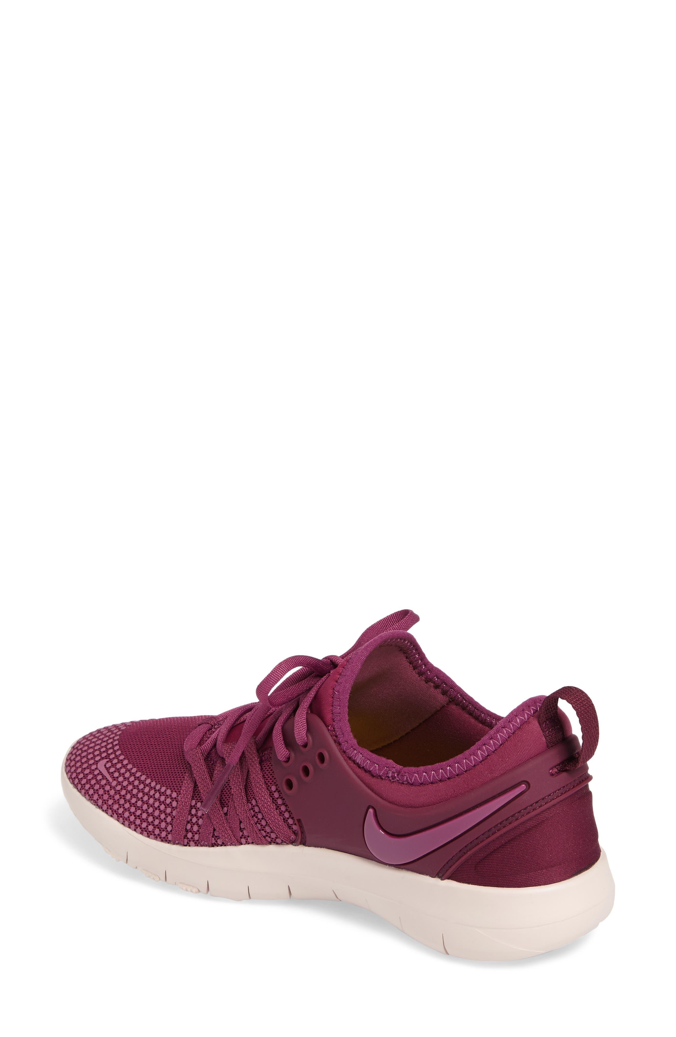 Alternate Image 2  - Nike Free TR 7 Training Shoe (Women)