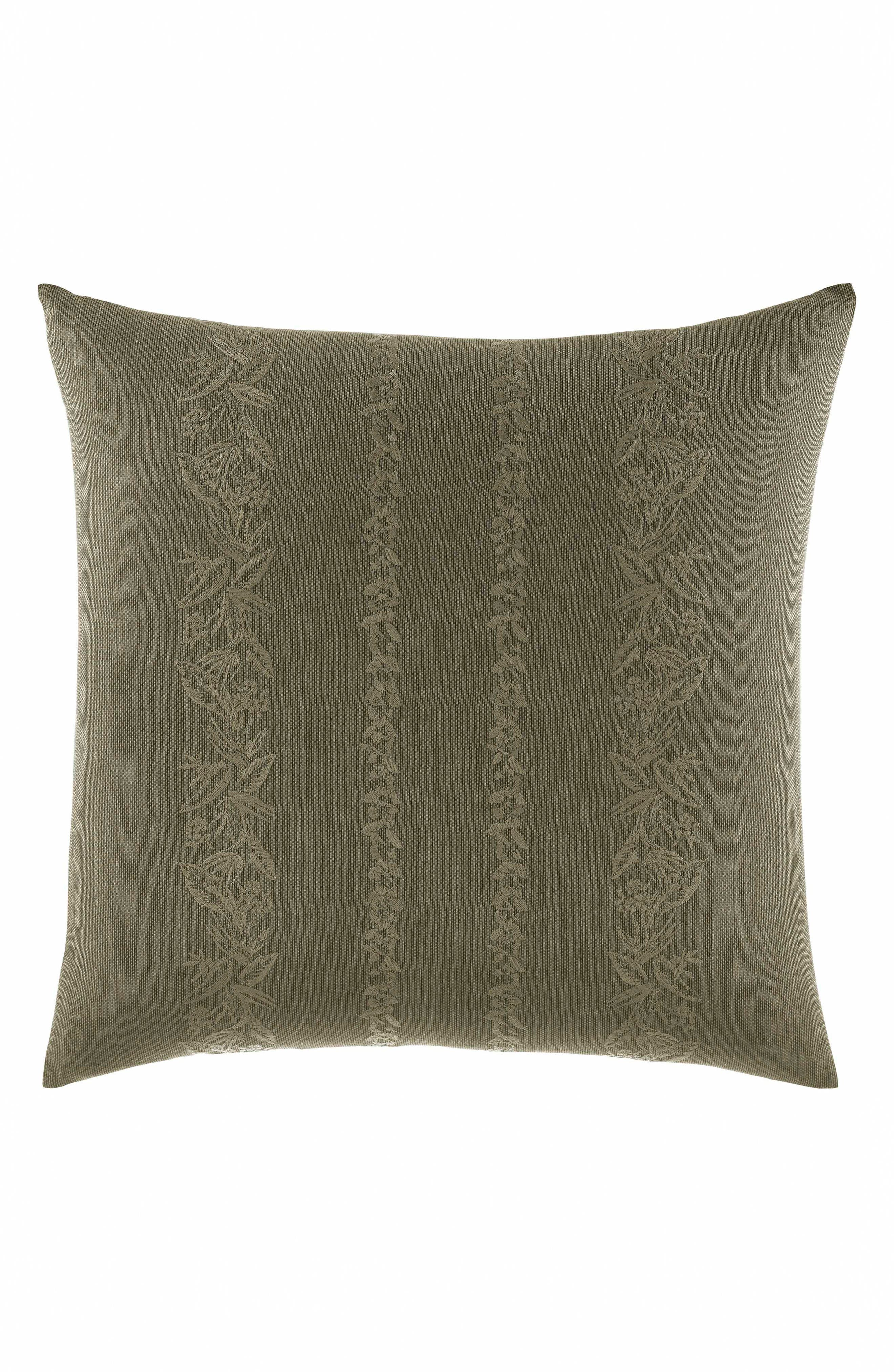 Main Image - Tommy Bahama Nador Linen Pillow