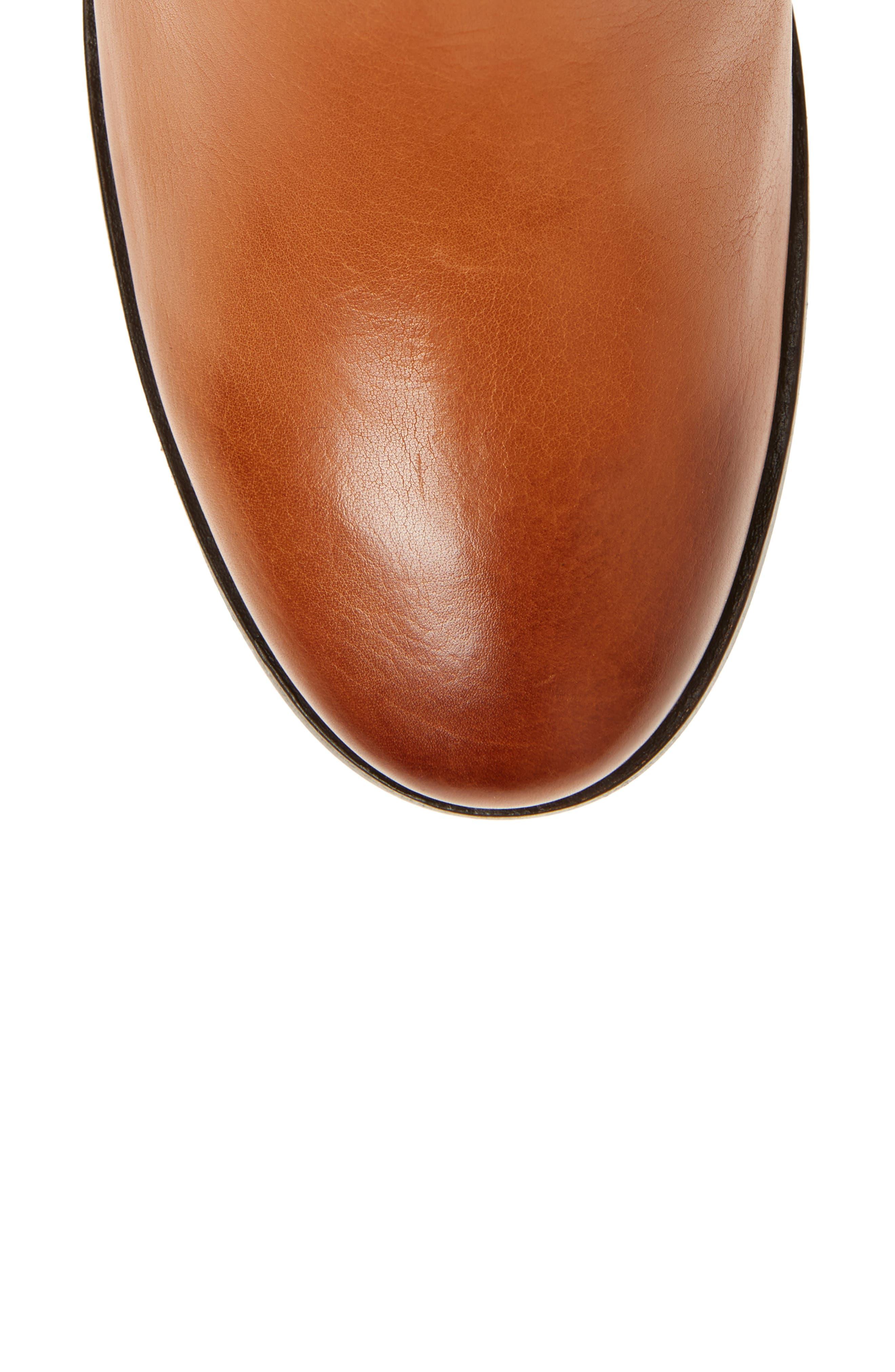 Alternate Image 5  - Frye Nova Floral Embroidered Knee High Boot (Women)