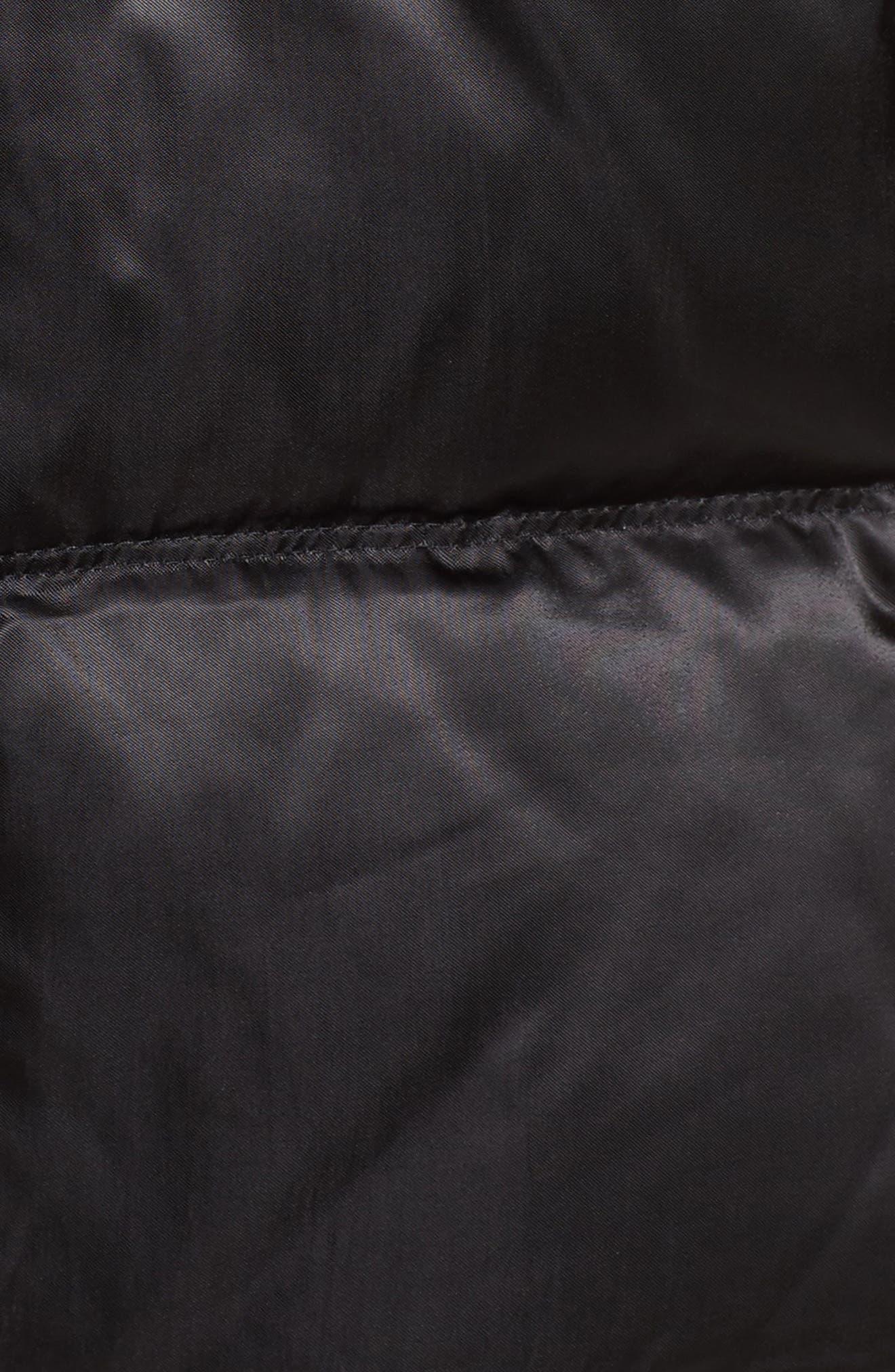 Alternate Image 5  - Andrew Marc Convertible Down Coat with Genuine Rabbit Fur & Genuine Fox Fur