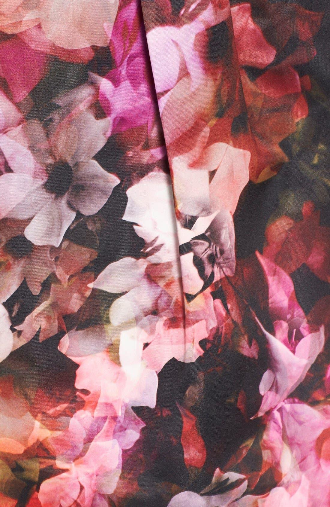 Alternate Image 3  - Ted Baker London 'Abaigh' Floral Print Skirt