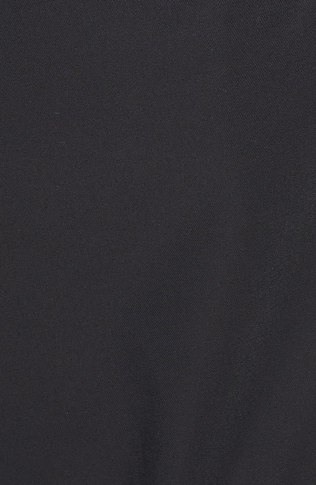 Cargo Jogger Pants,                             Alternate thumbnail 6, color,                             Black