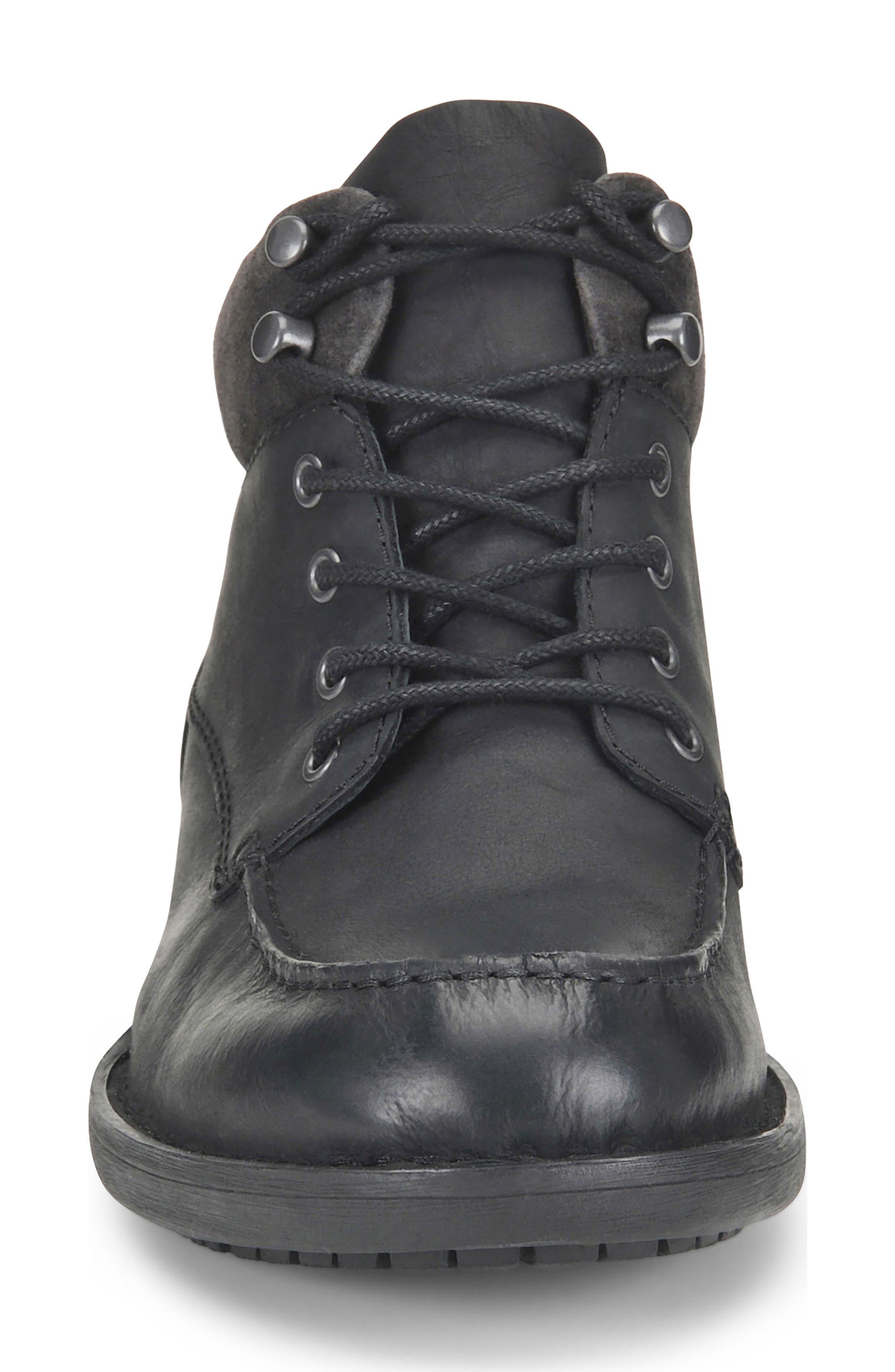 Alternate Image 4  - Børn Hunter Moc Toe Hiking Boot (Men)