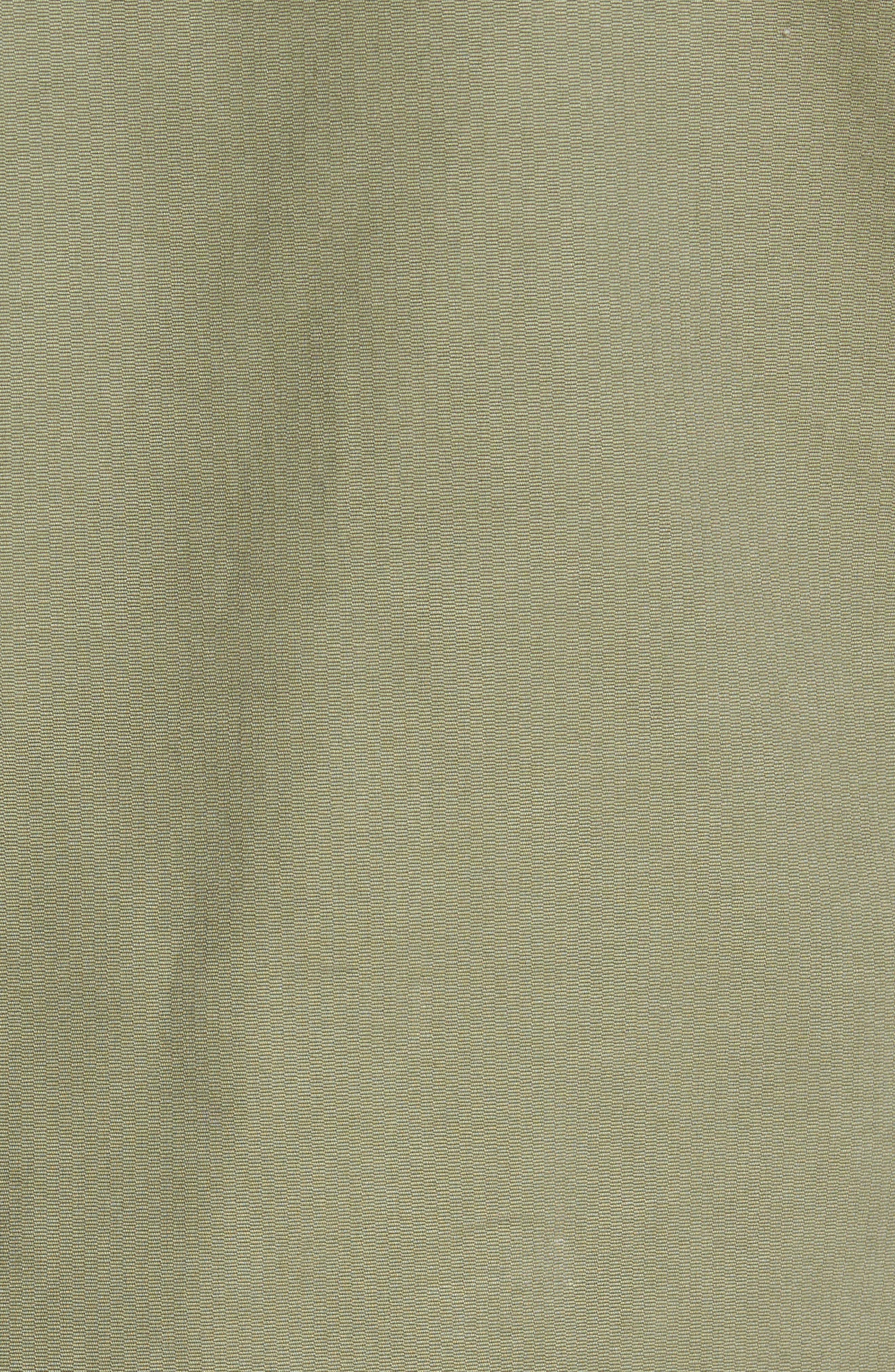 Alternate Image 5  - Faherty Blanket Lined Shirt Jacket