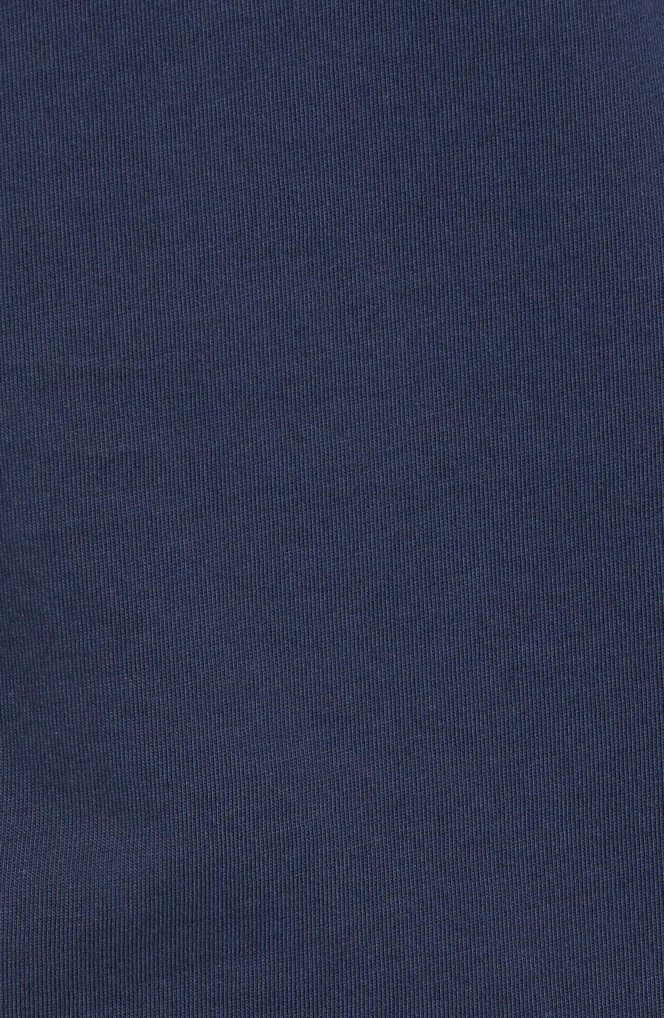 Alternate Image 5  - vineyard vines Turkey Whale Graphic Long Sleeve Pocket T-Shirt