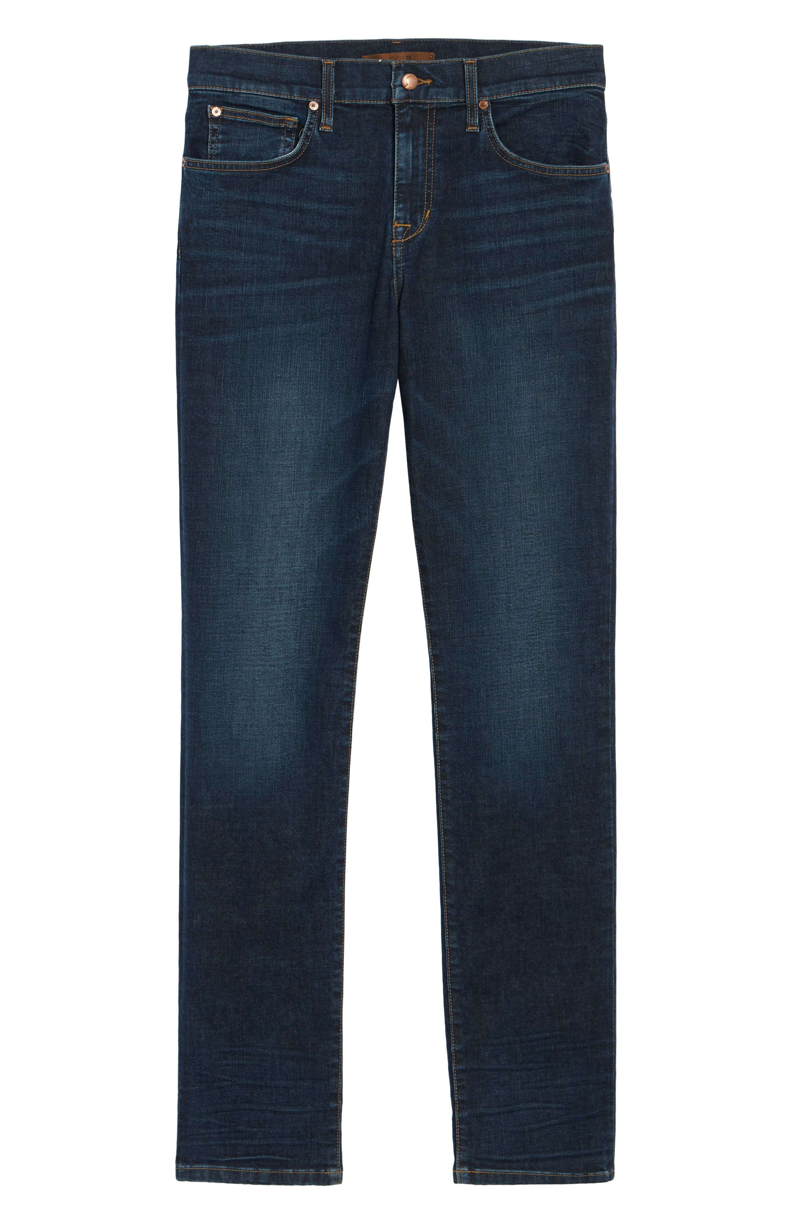 Alternate Image 6  - Joe's Slim Fit Jeans (Bernard)