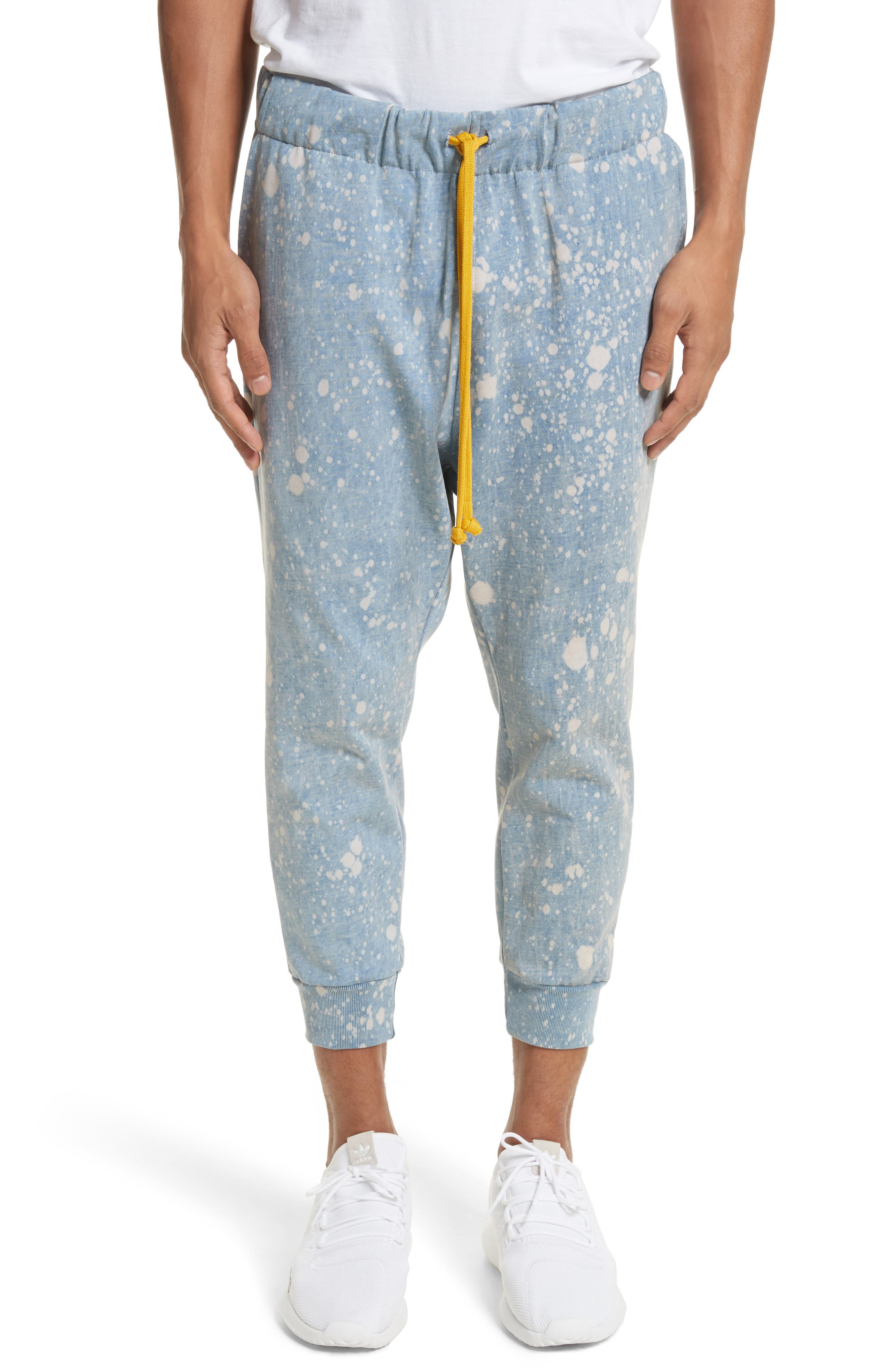 Loki Jogger Pants,                         Main,                         color, Indigo Splash