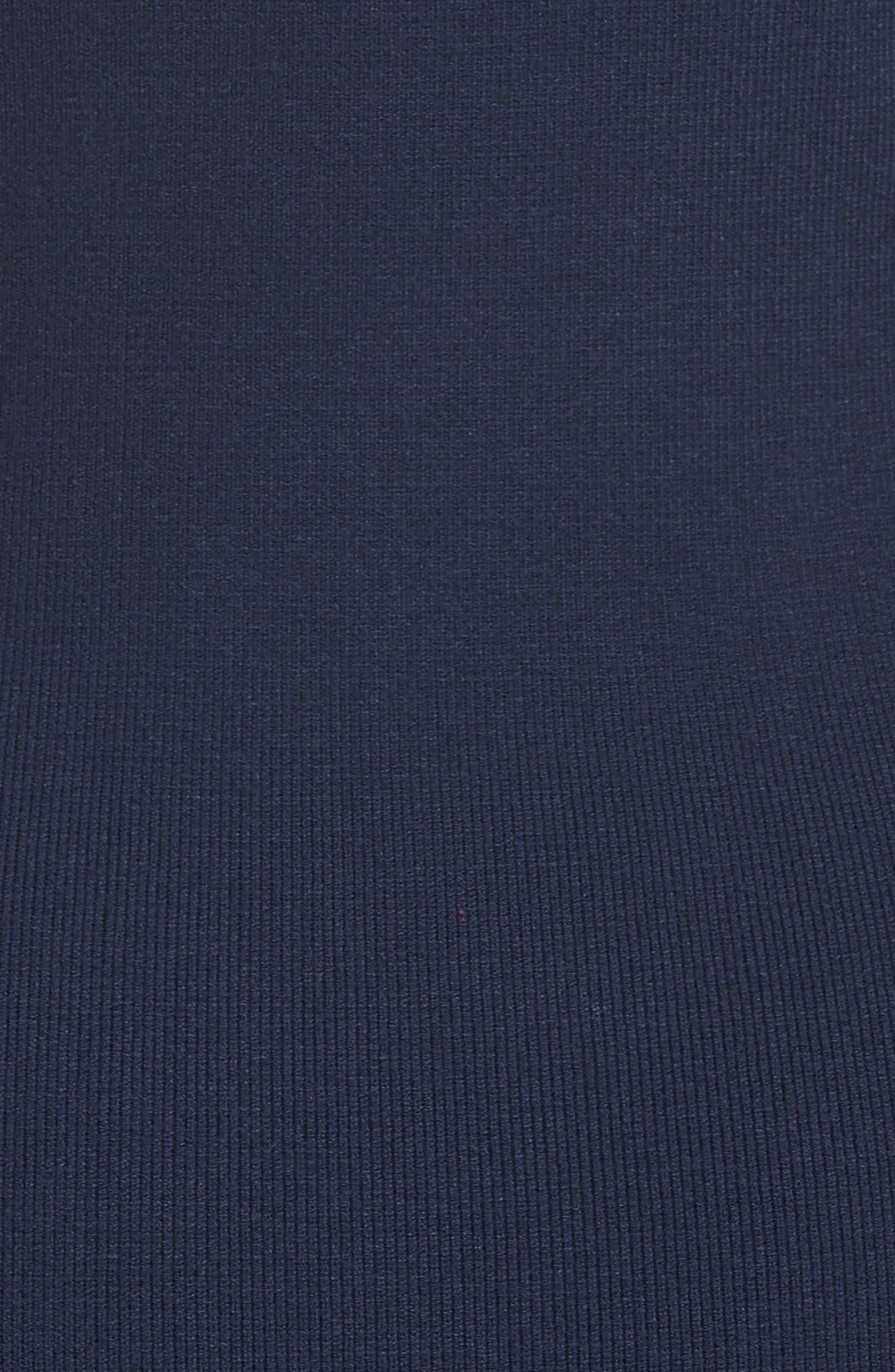 Alternate Image 5  - Milly Ruffle Sleeve Sheath Dress