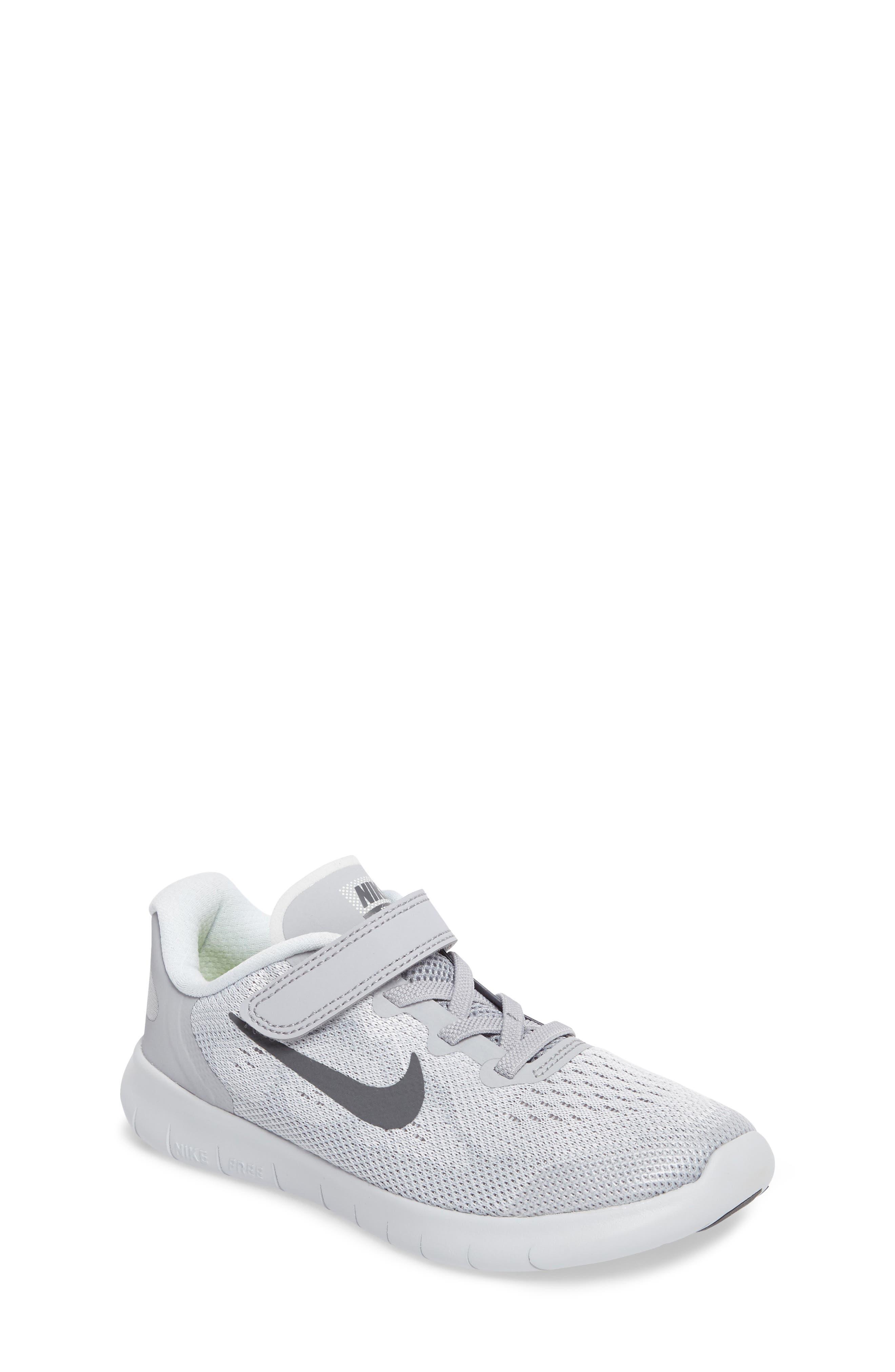 Nike Free RN 2017 Sneaker (Baby, Walker, Toddler & Little Kid)