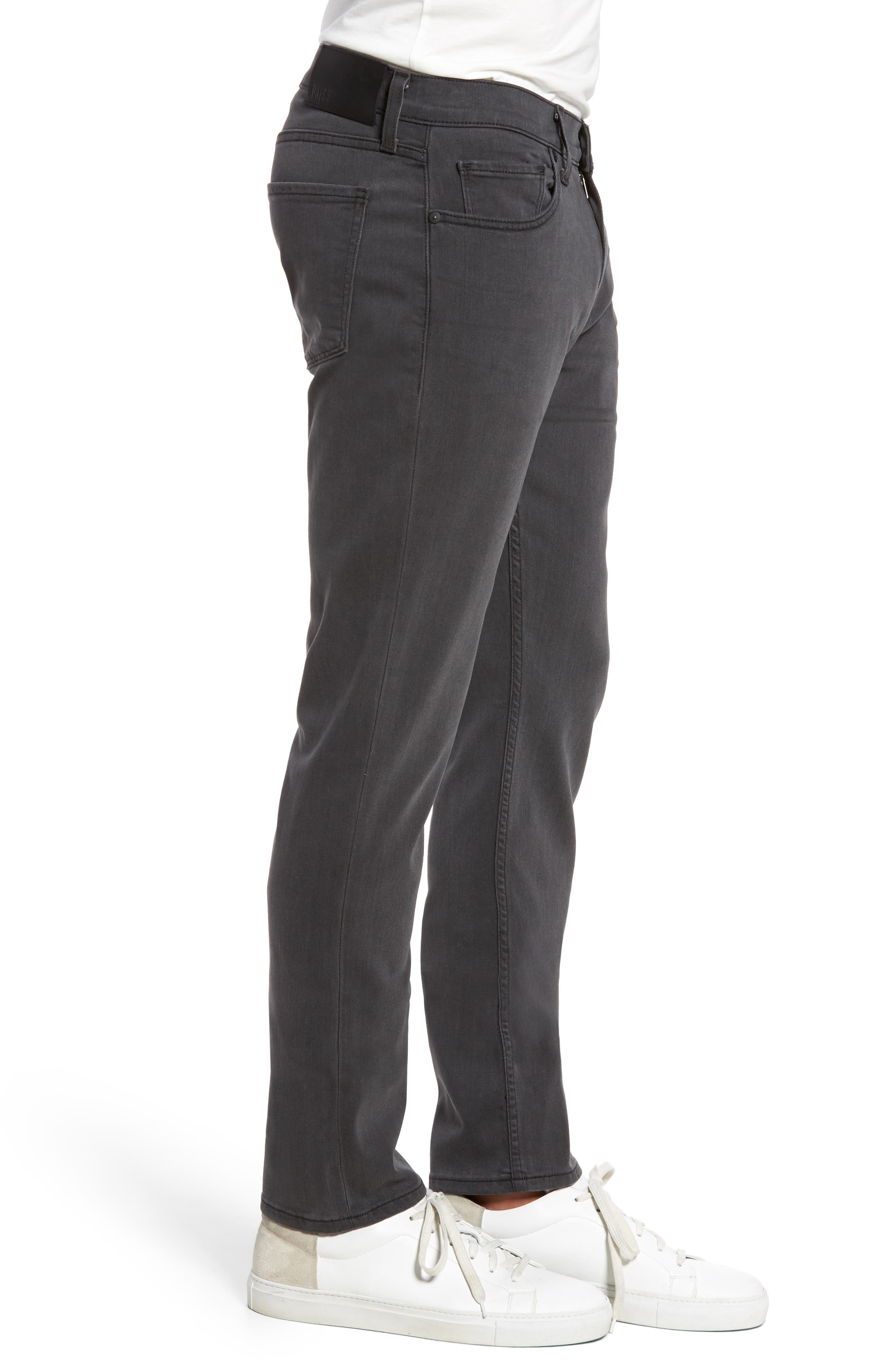 Alternate Image 3  - PAIGE Transcend - Lennox Slim Fit Jeans (Cade)