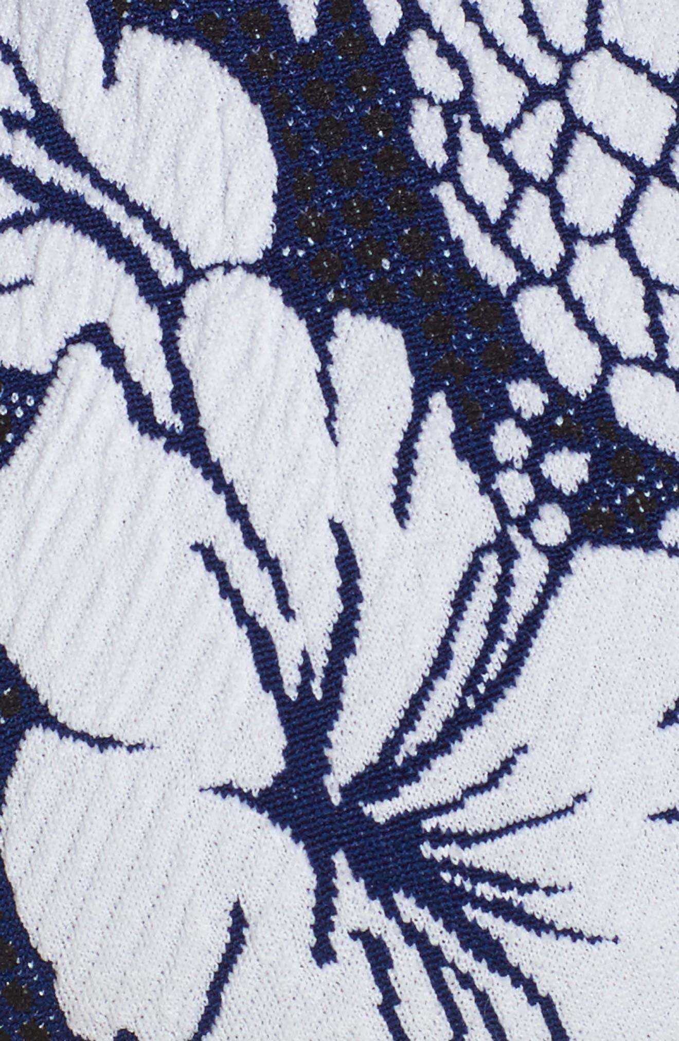 Alternate Image 5  - Seafolly Royal Horizon Bikini Top