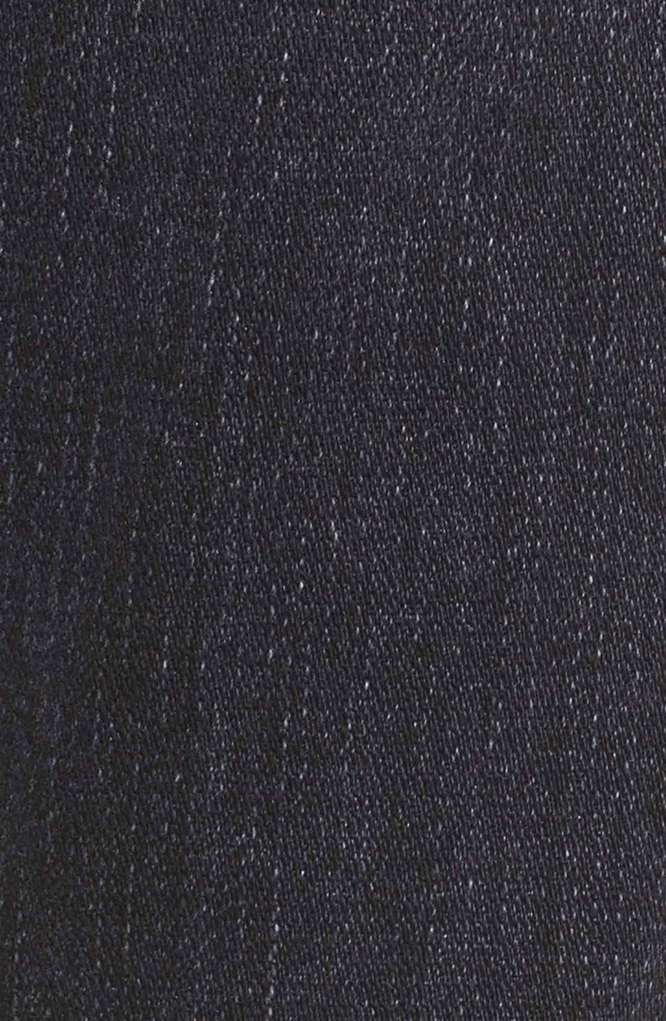 The Ankle Skinny Jeans,                             Alternate thumbnail 5, color,                             Indigo Sulphur