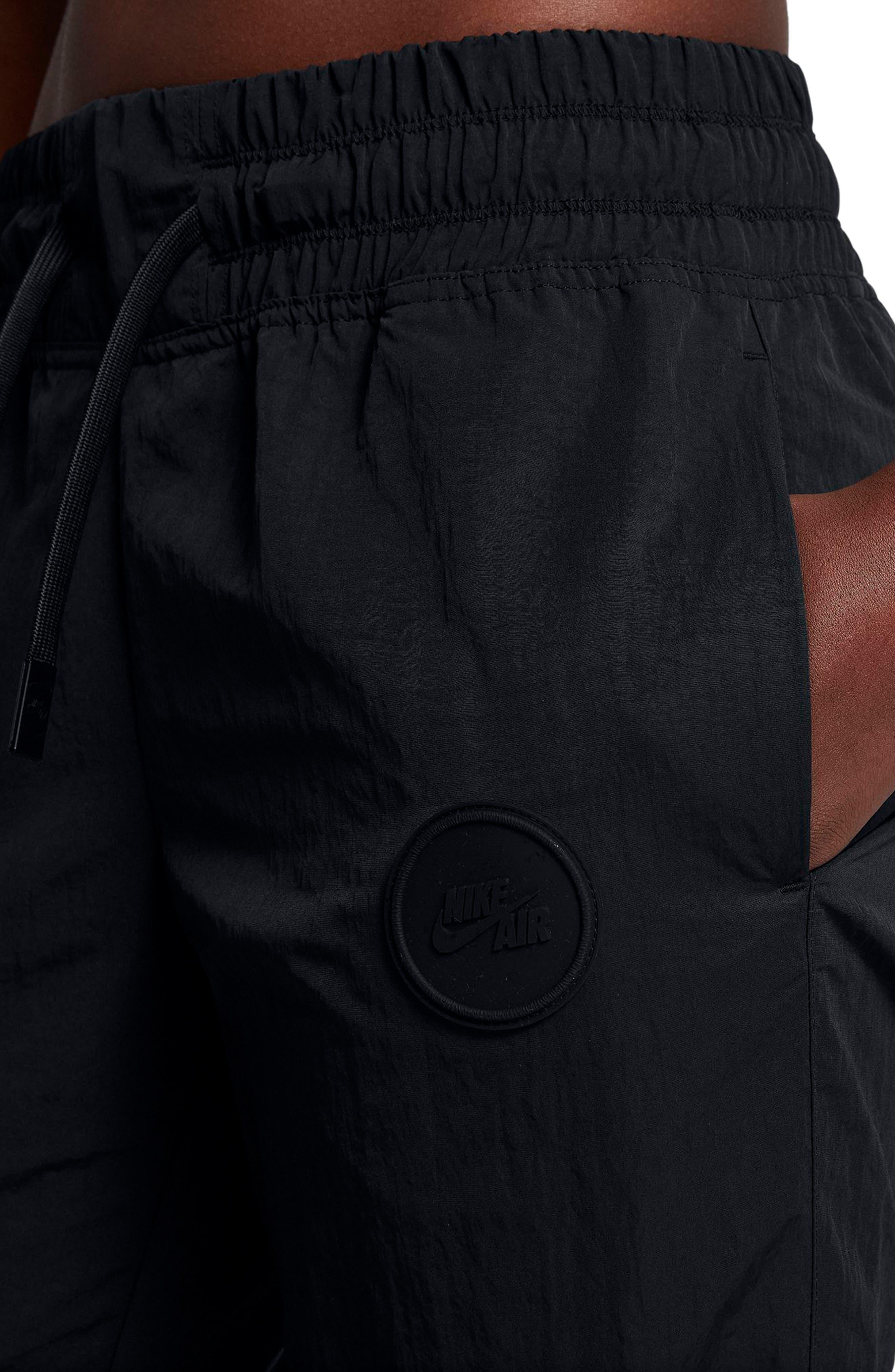 Alternate Image 4  - Nike Air Drawstring Sweatpants