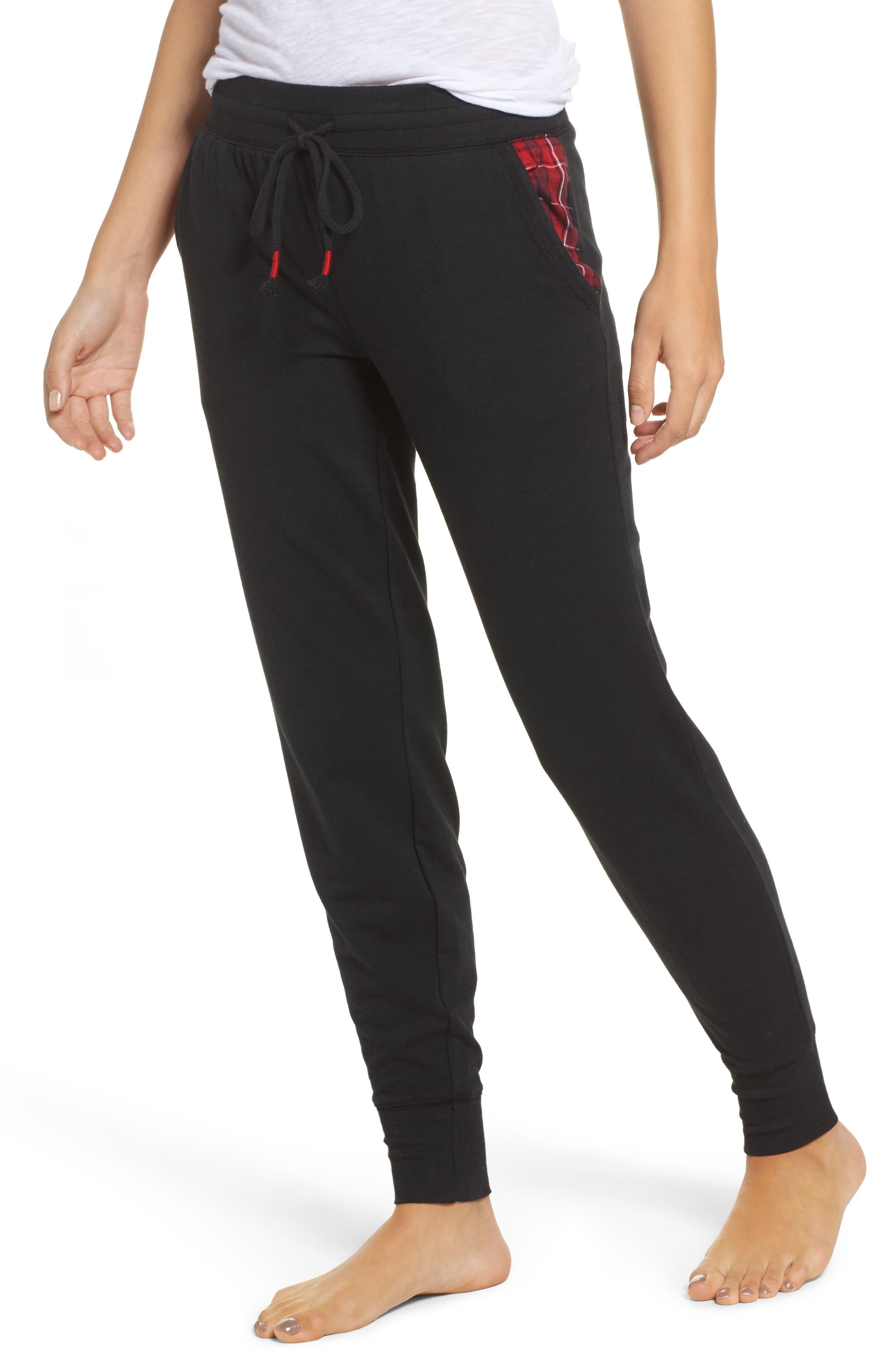 Lounge Jogger Pants,                         Main,                         color, Black
