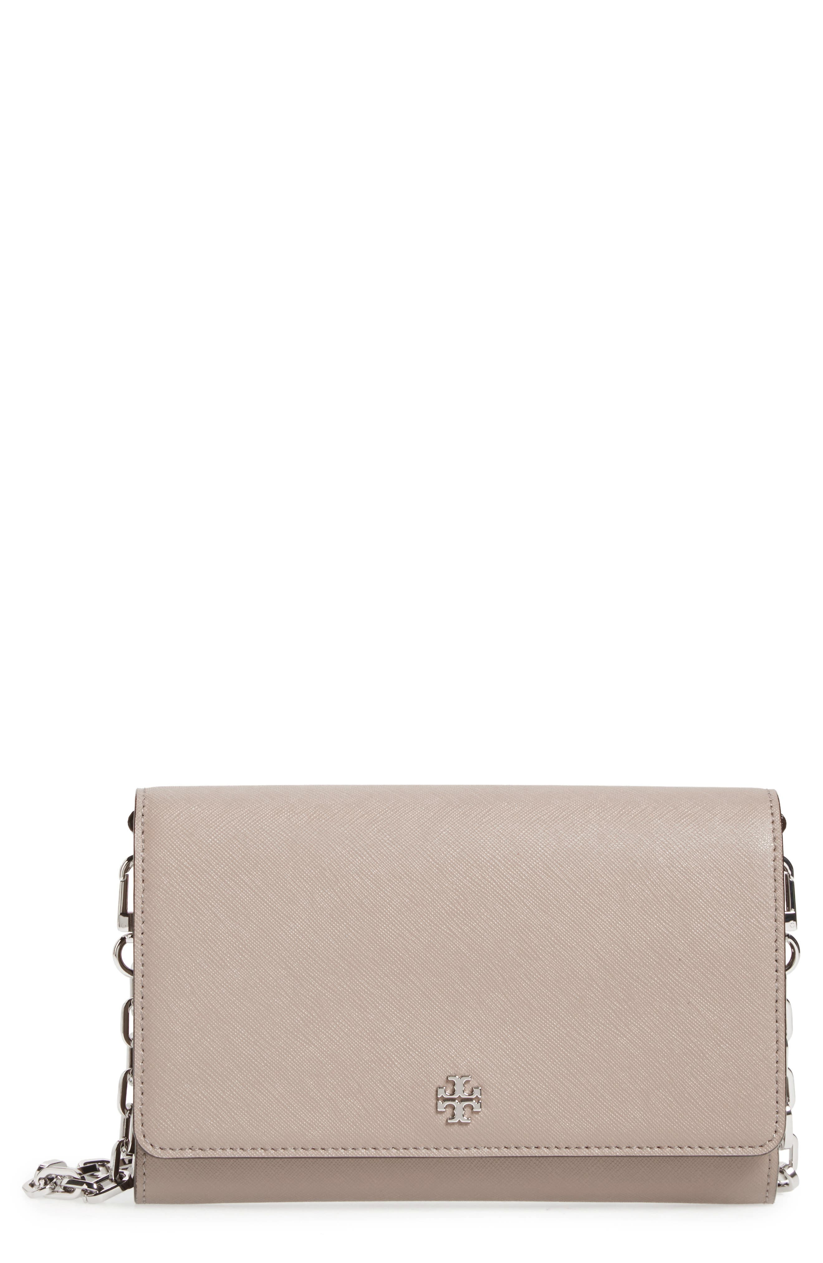 Tory Burch 'Robinson' Leather Wallet on ...