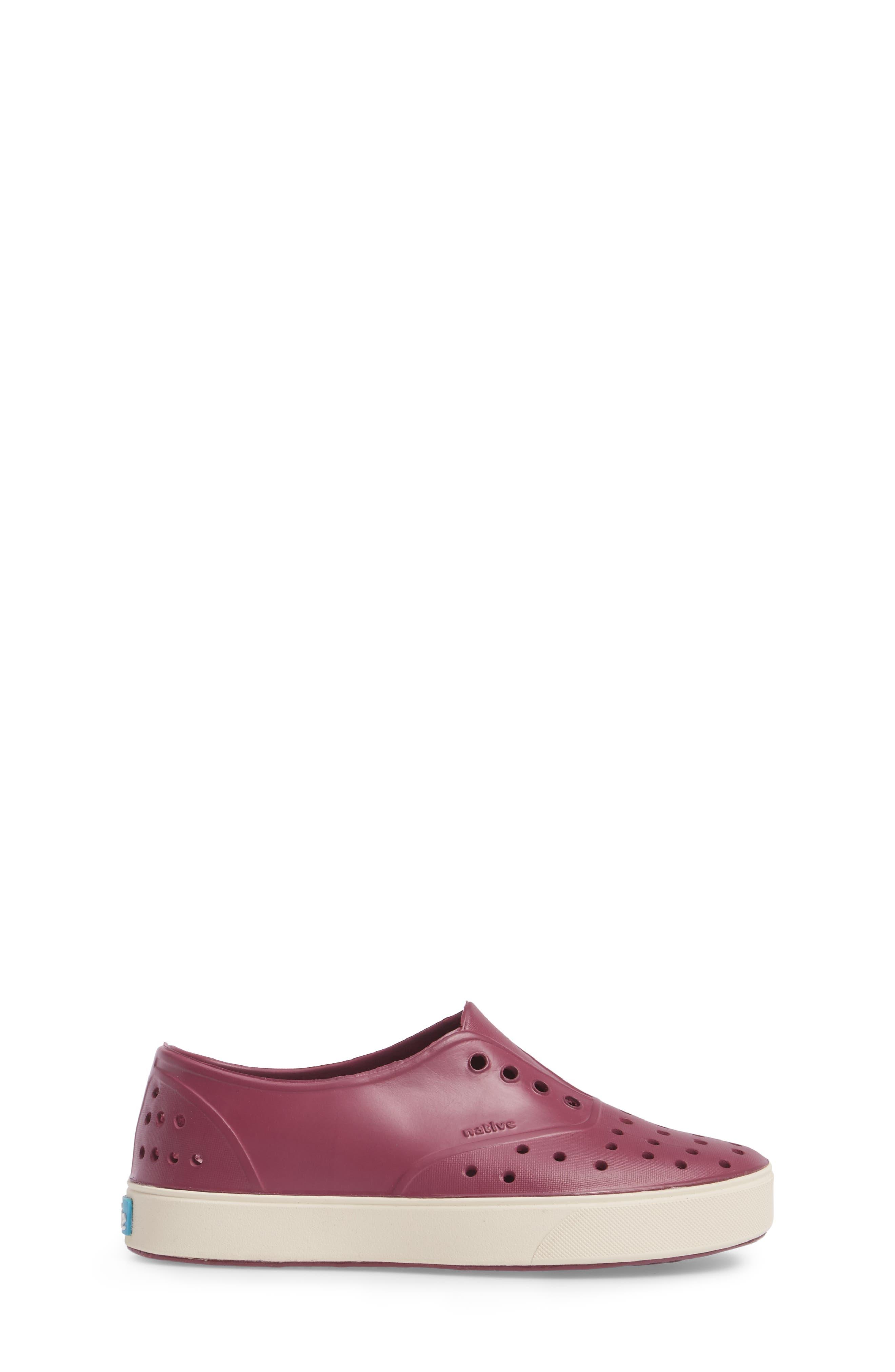 Alternate Image 3  - Native Shoes Miller Slip-On Sneaker (Walker, Toddler & Little Kid)