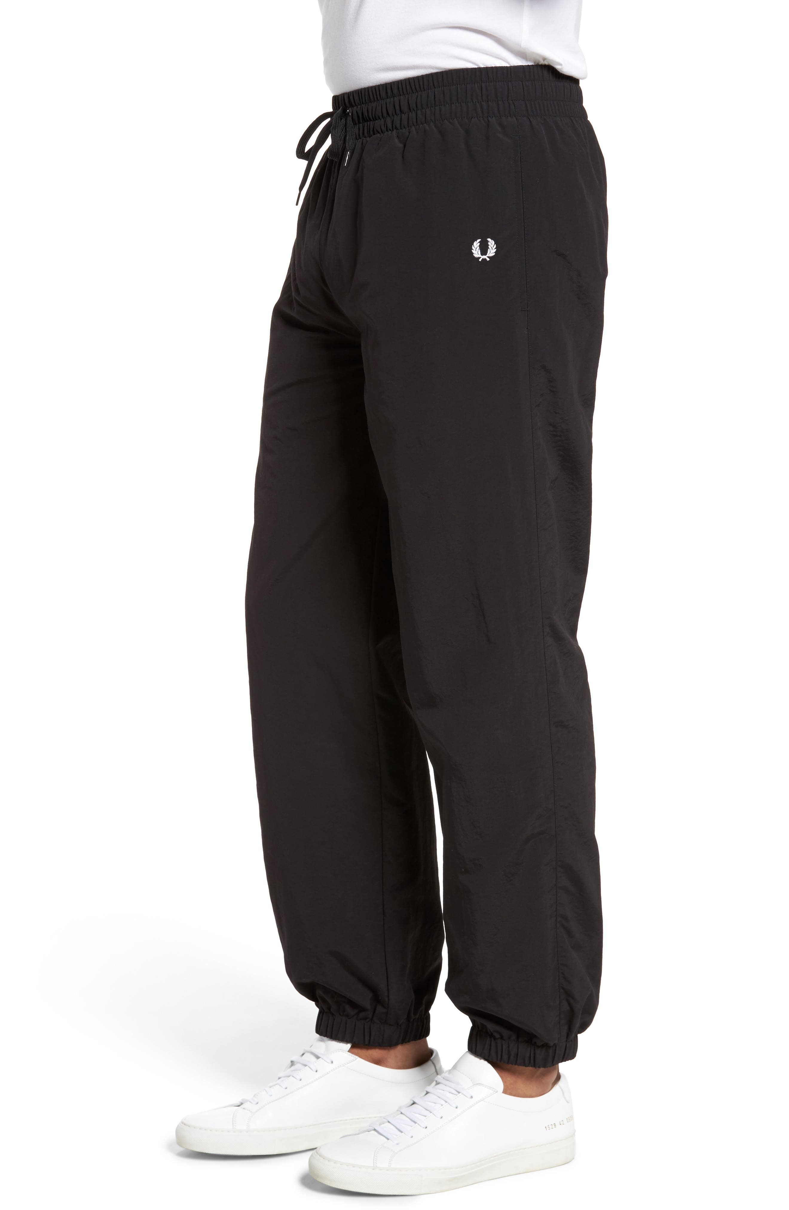 Alternate Image 3  - Fred Perry Monochrome Tennis Pants