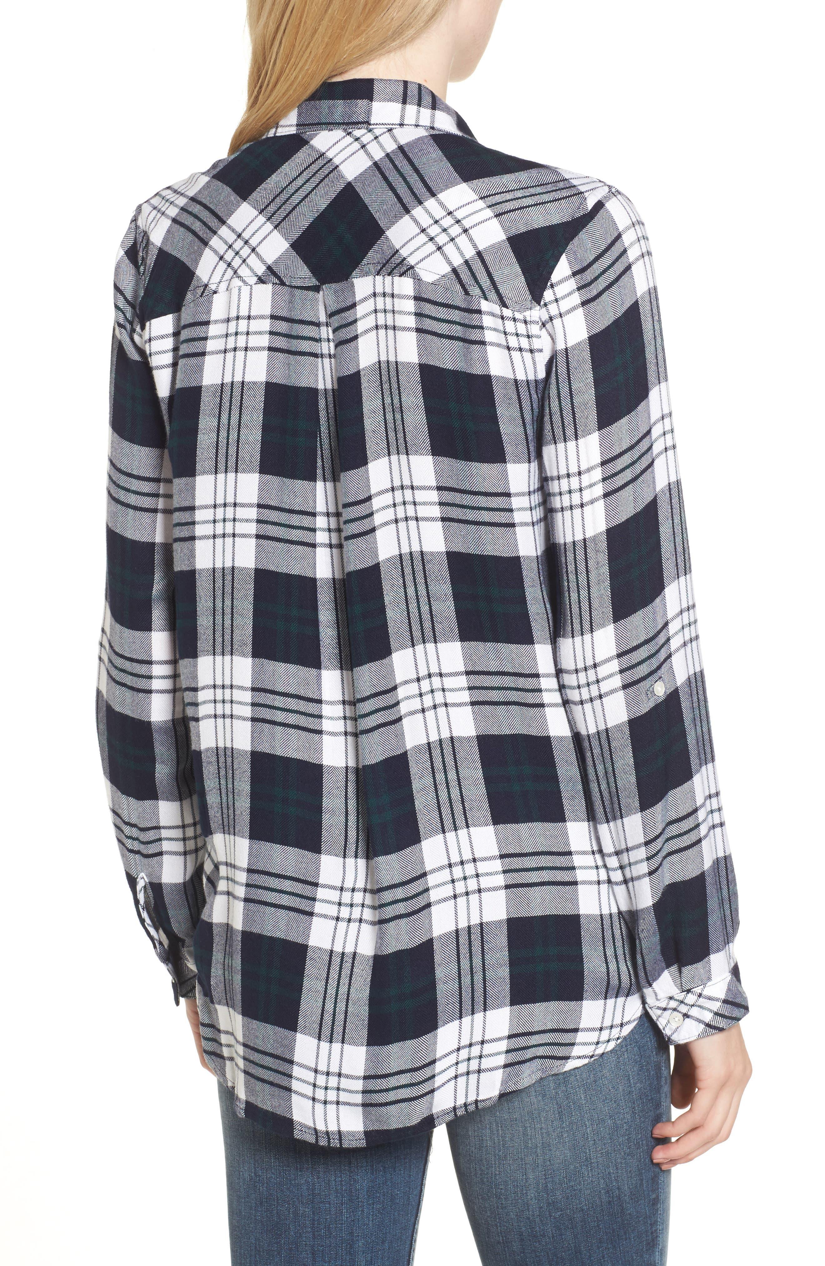 Alternate Image 2  - Thread & Supply Kiana Plaid Shirt