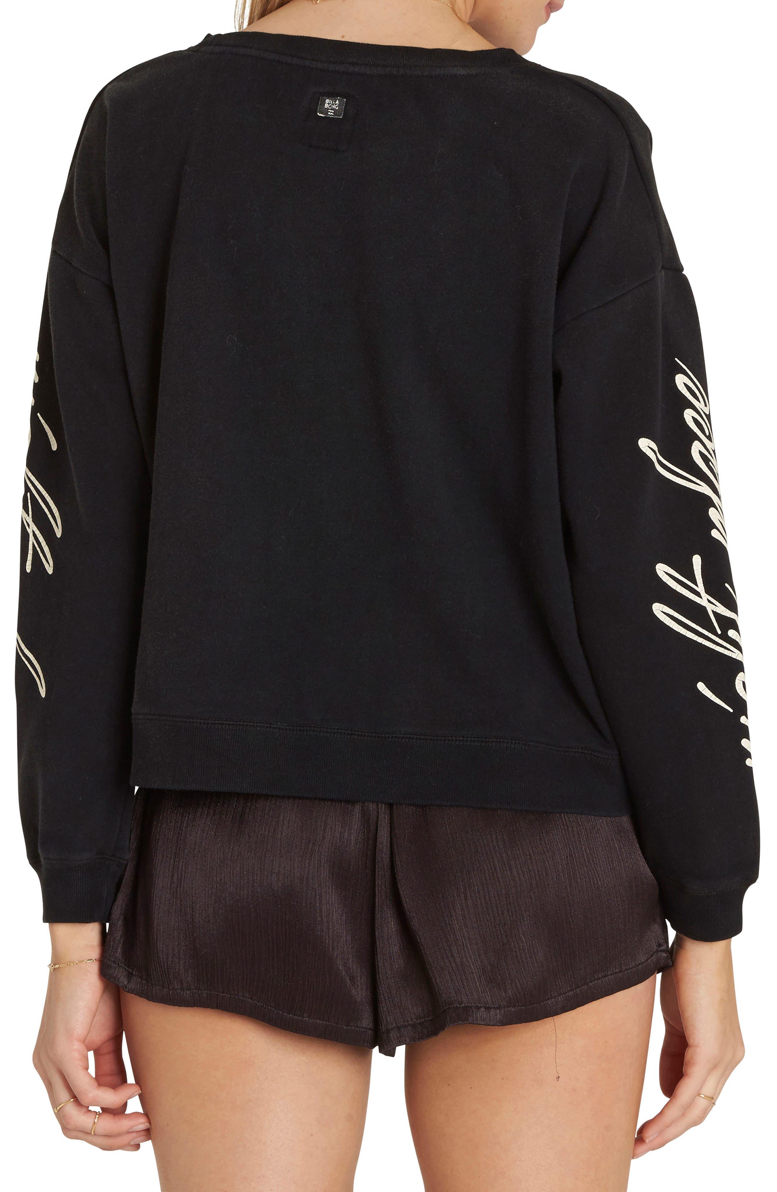 Alternate Image 2  - Billabong It's Time Sweatshirt