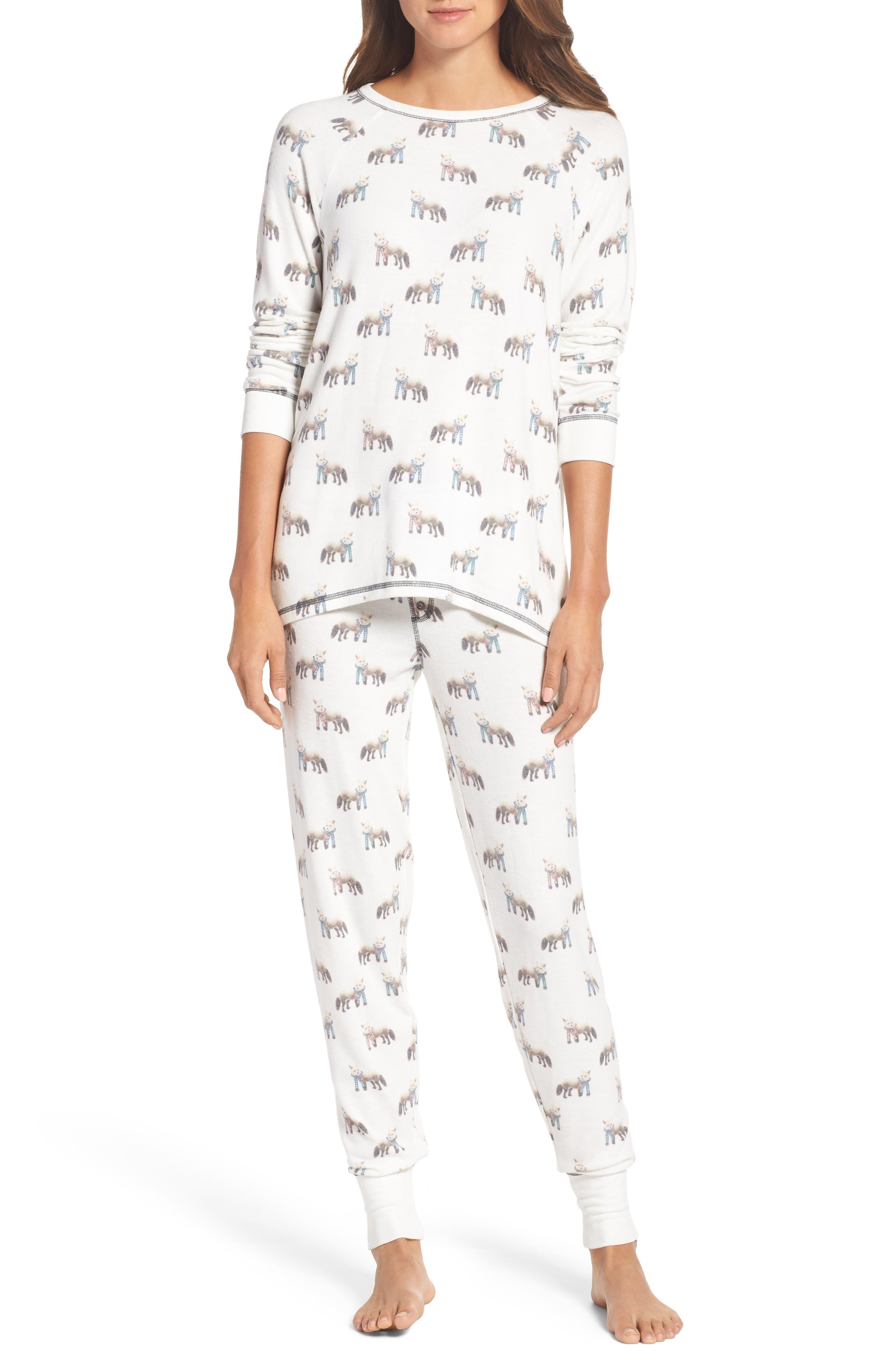 PJ Salvage Peachy Pajamas
