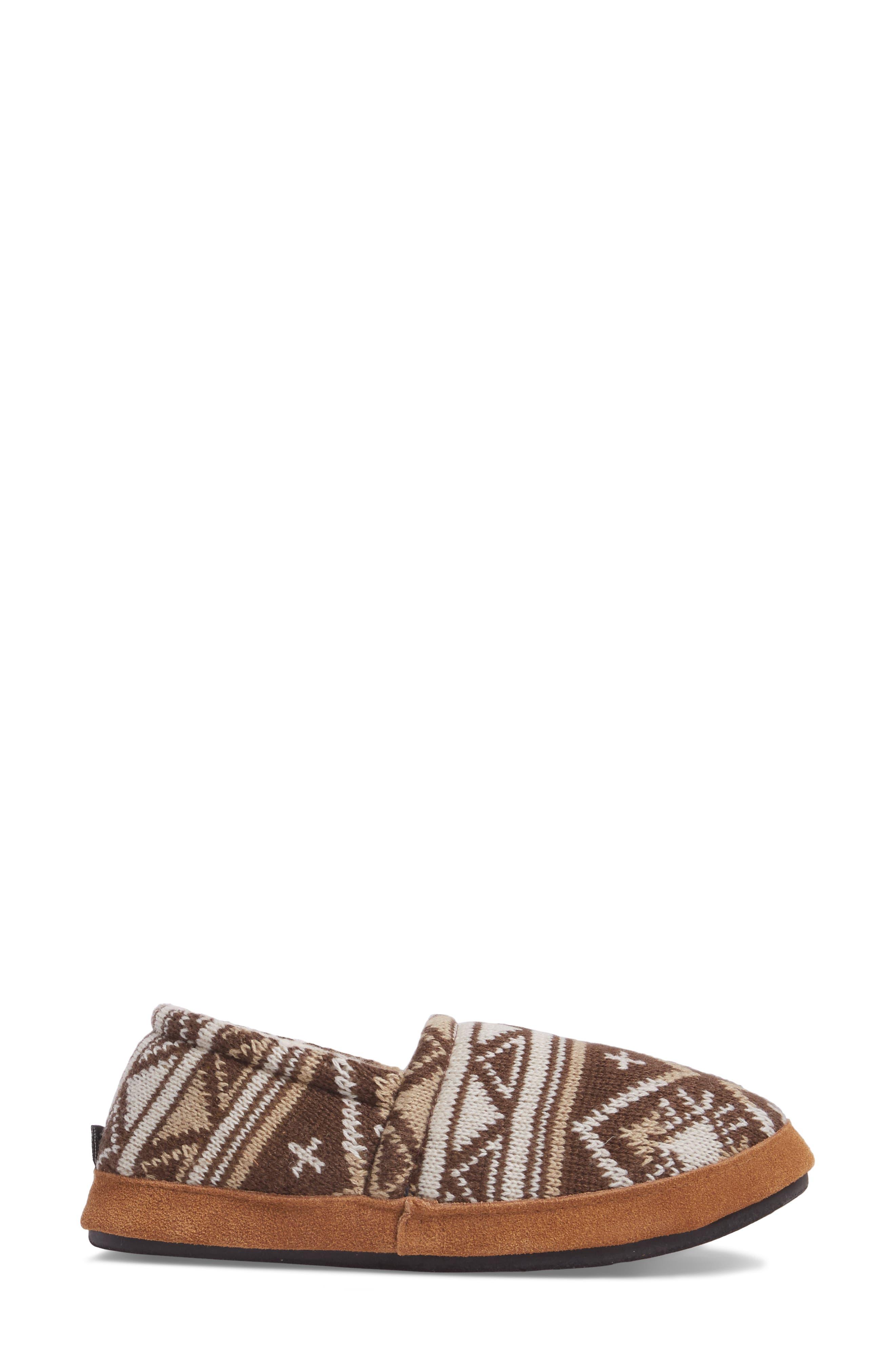 Alternate Image 3  - Woolrich Whitecap Knit Slipper (Women)