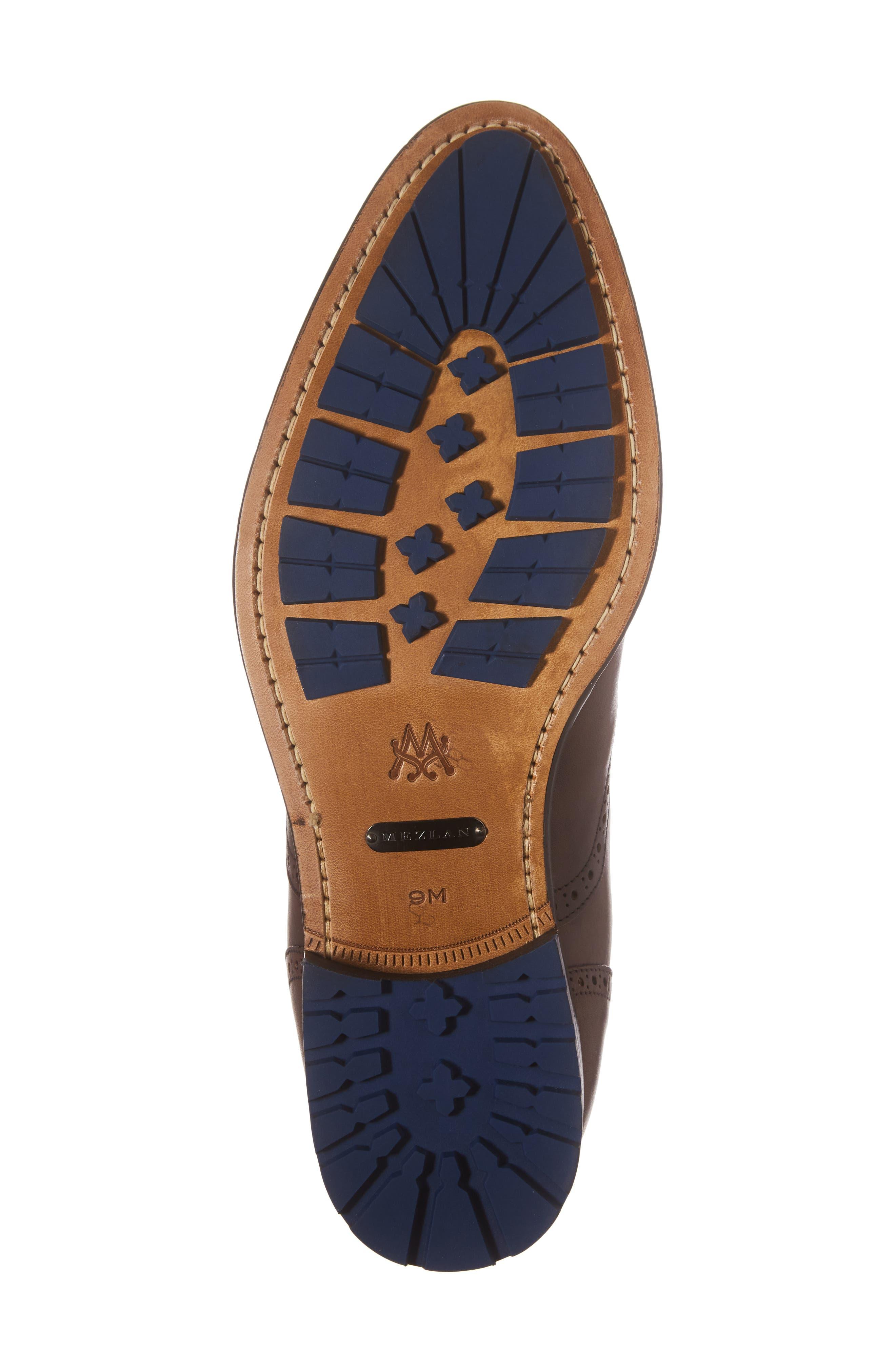 Alternate Image 6  - Mezlan Benalva Wingtip Boot (Men)
