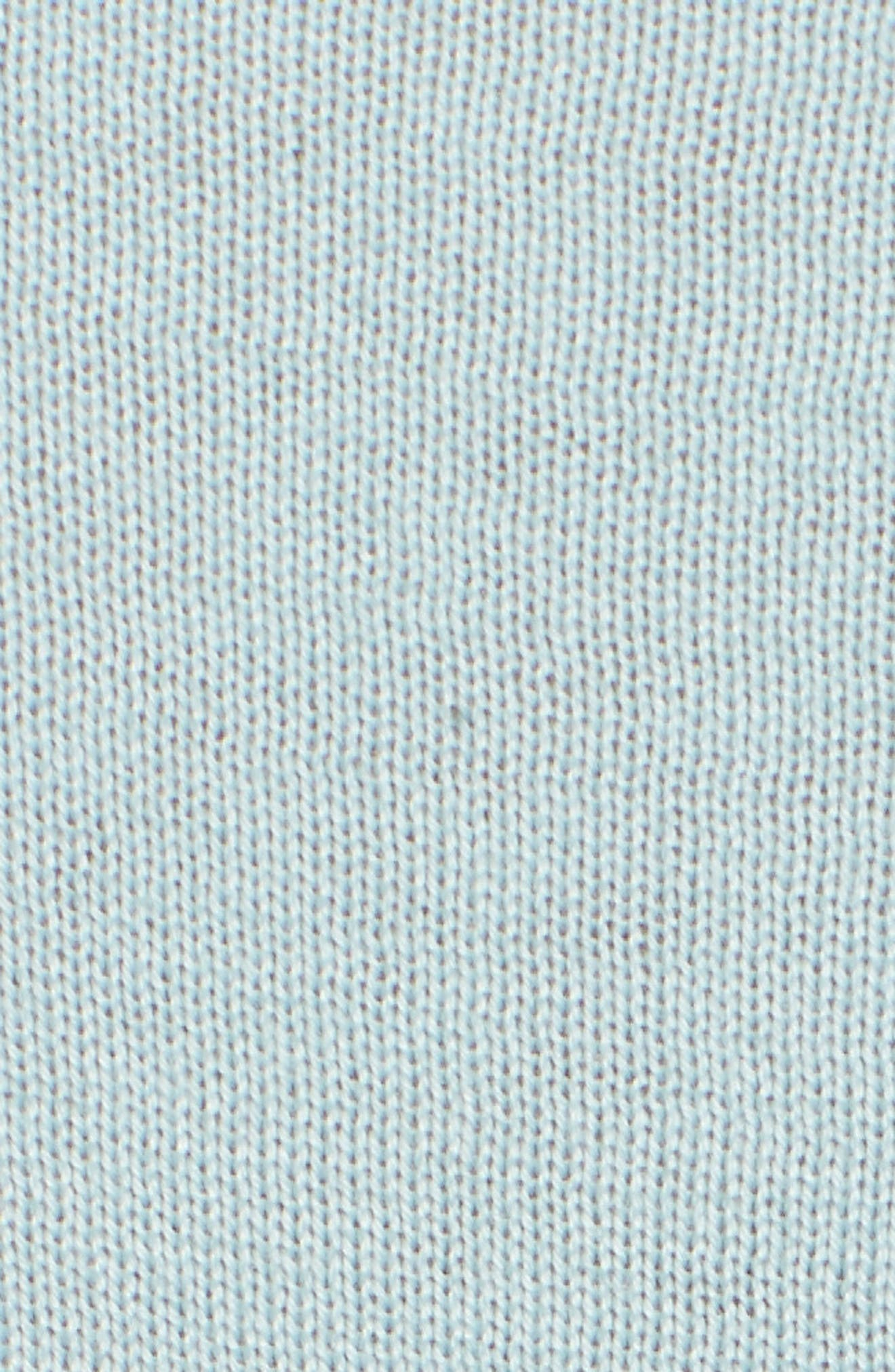 Alternate Image 5  - Halogen® Ruched Sleeve Tunic Sweater (Regular & Petite)