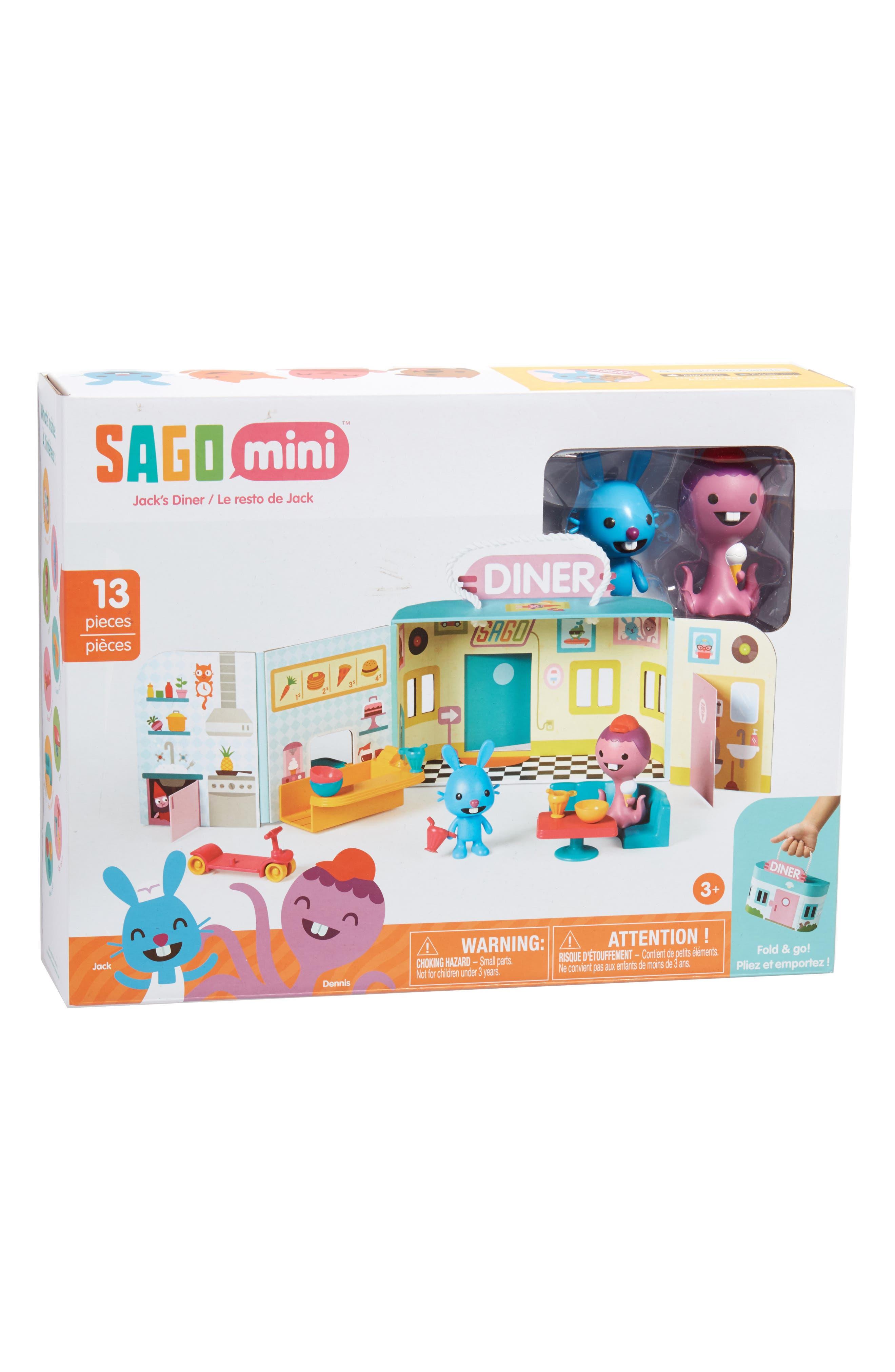 Alternate Image 6  - Sago Mini Jack's Diner Portable Play Set