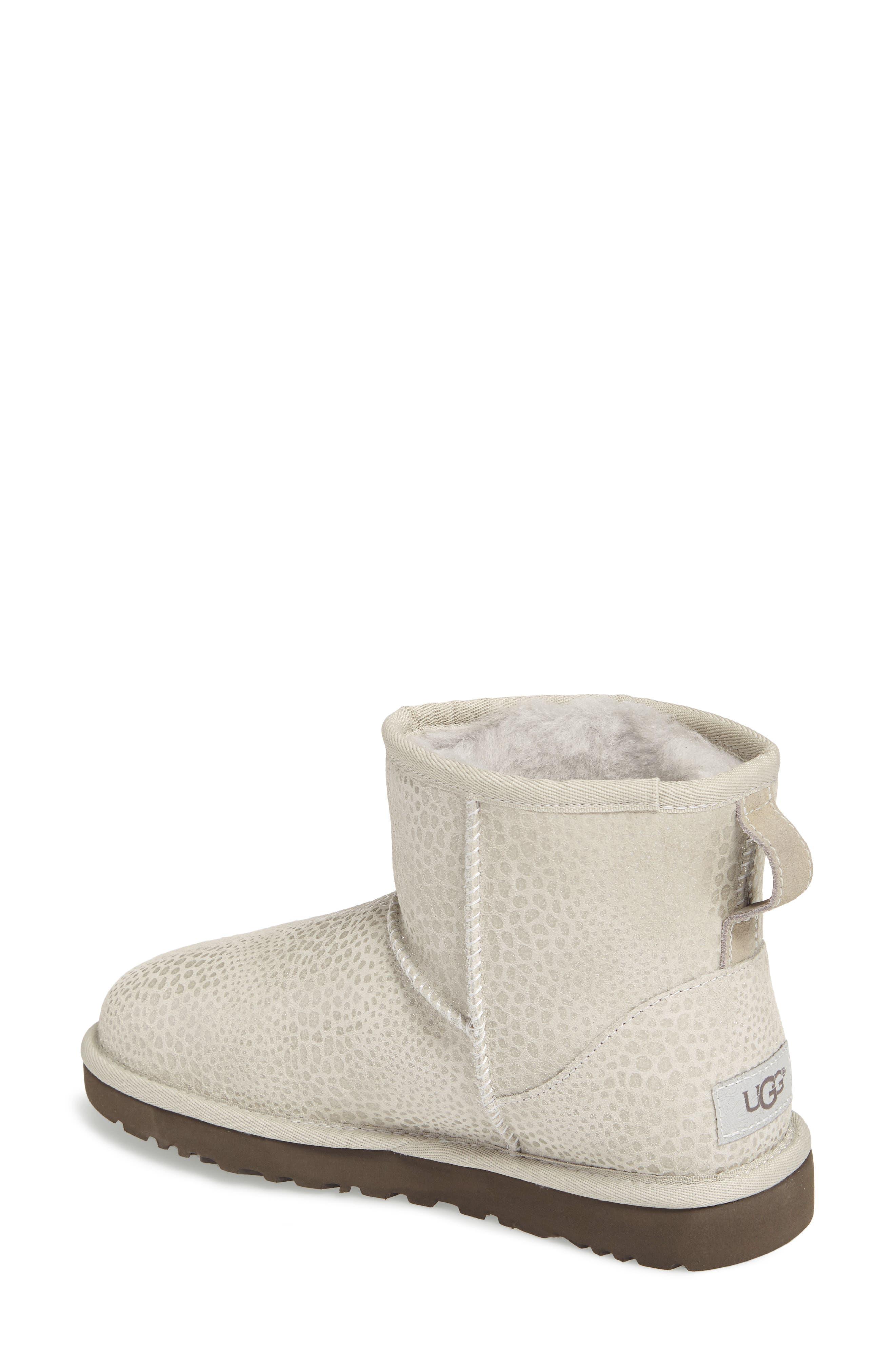 Alternate Image 2  - UGG® Mini Glitzy Boot (Women)